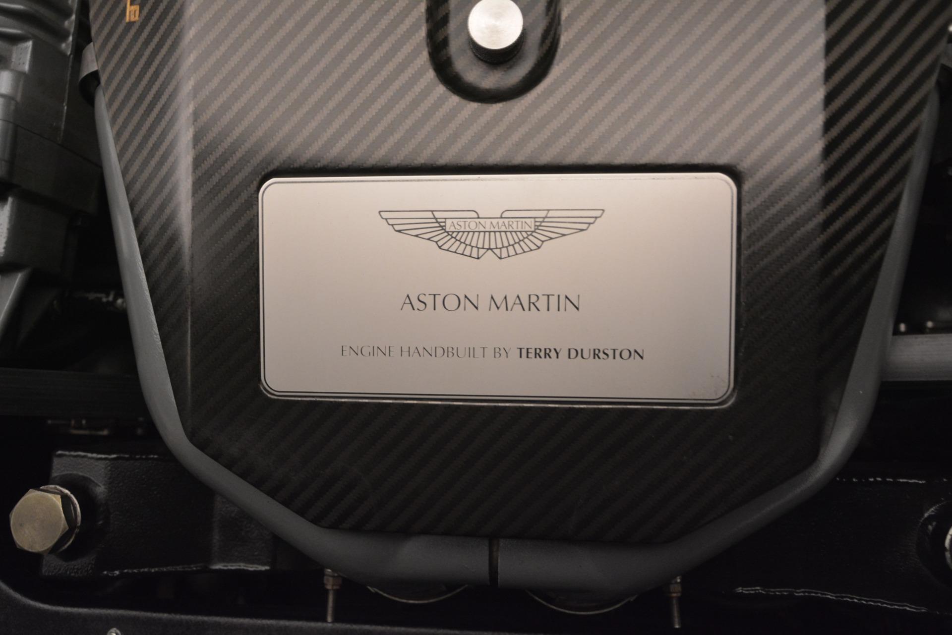 Used 1999 Aston Martin V8 Vantage Le Mans V600  For Sale In Westport, CT 2789_p31