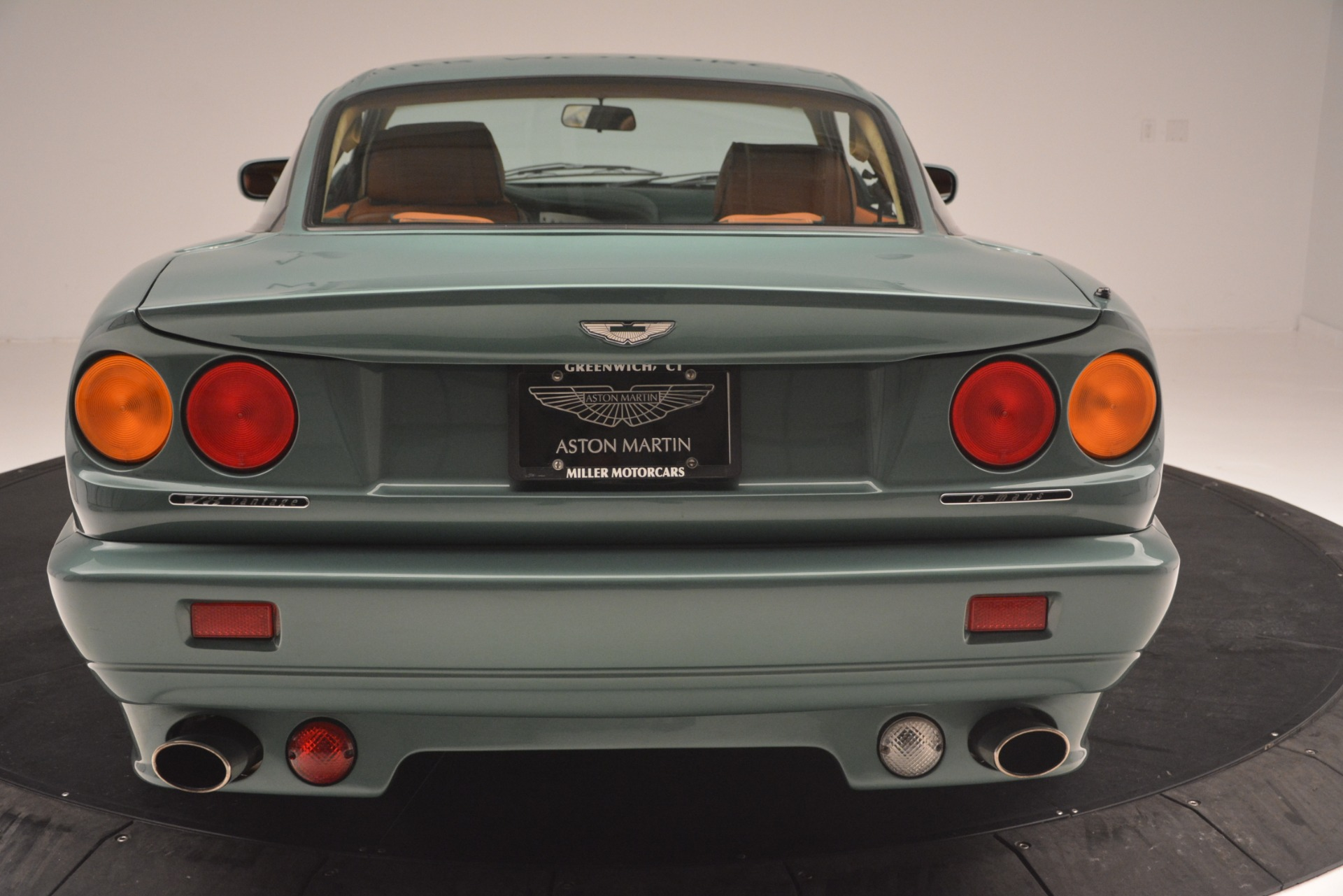Used 1999 Aston Martin V8 Vantage Le Mans V600 Coupe For Sale In Westport, CT 2789_p42