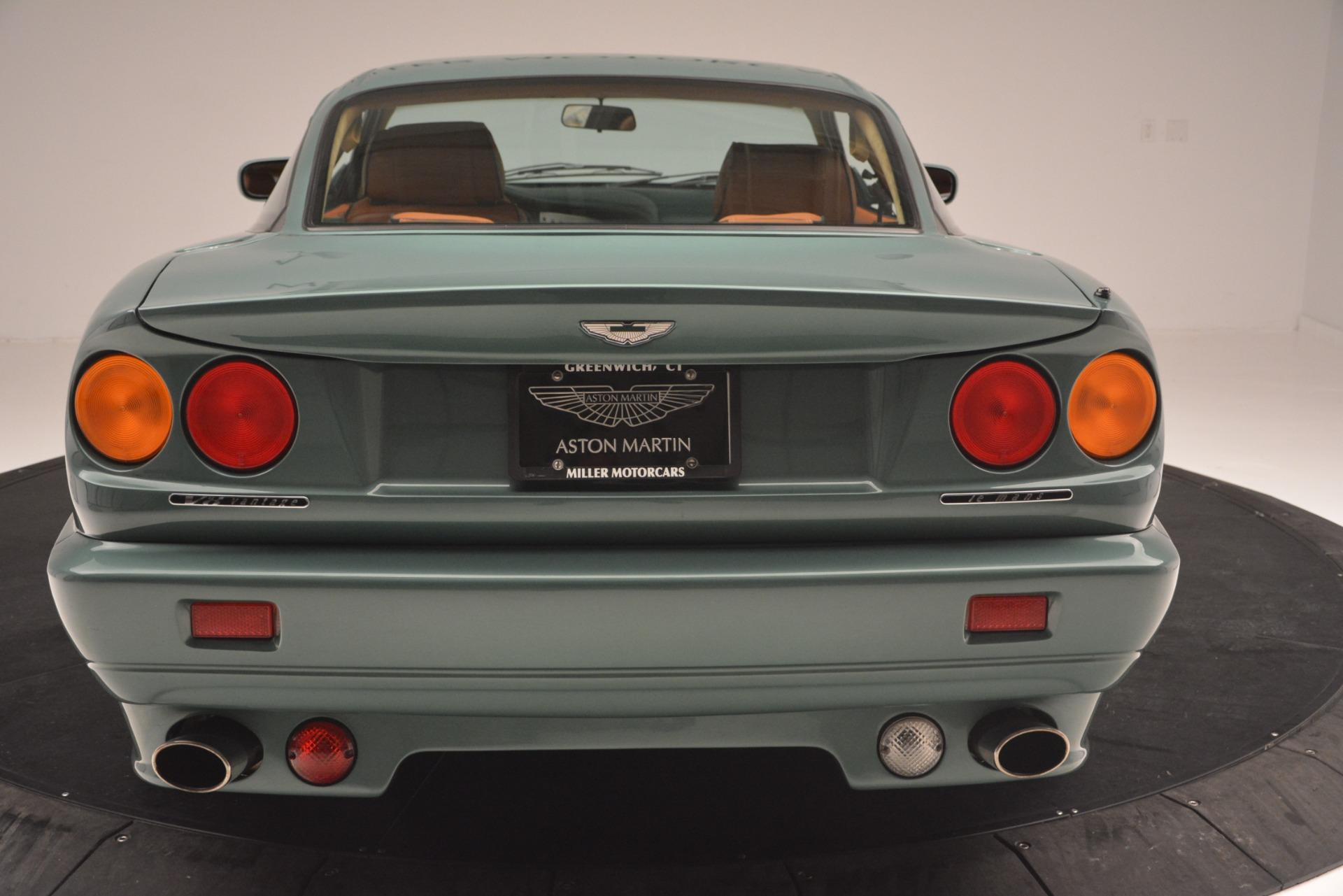 Used 1999 Aston Martin V8 Vantage Le Mans V600  For Sale In Westport, CT 2789_p42