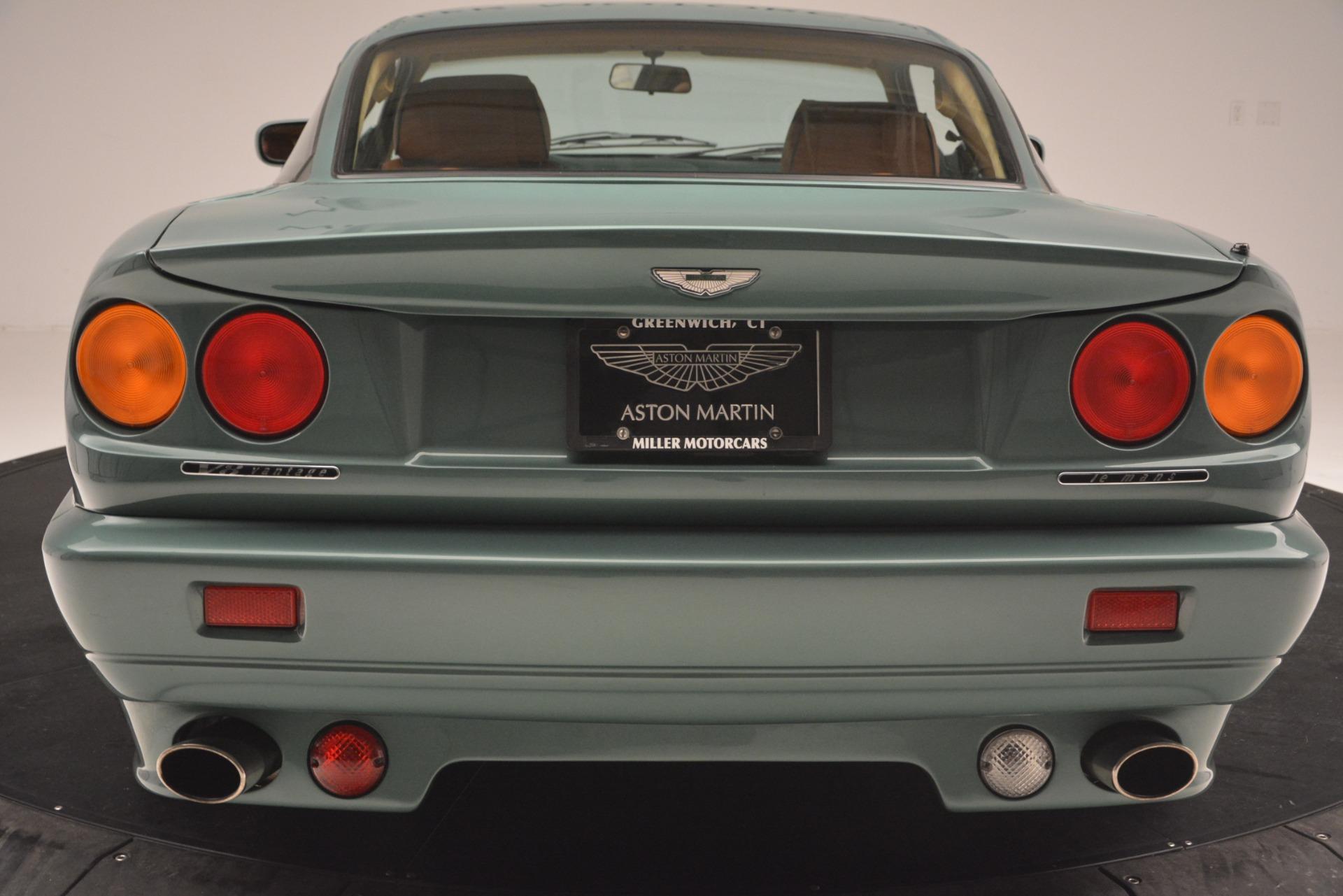 Used 1999 Aston Martin V8 Vantage Le Mans V600  For Sale In Westport, CT 2789_p43