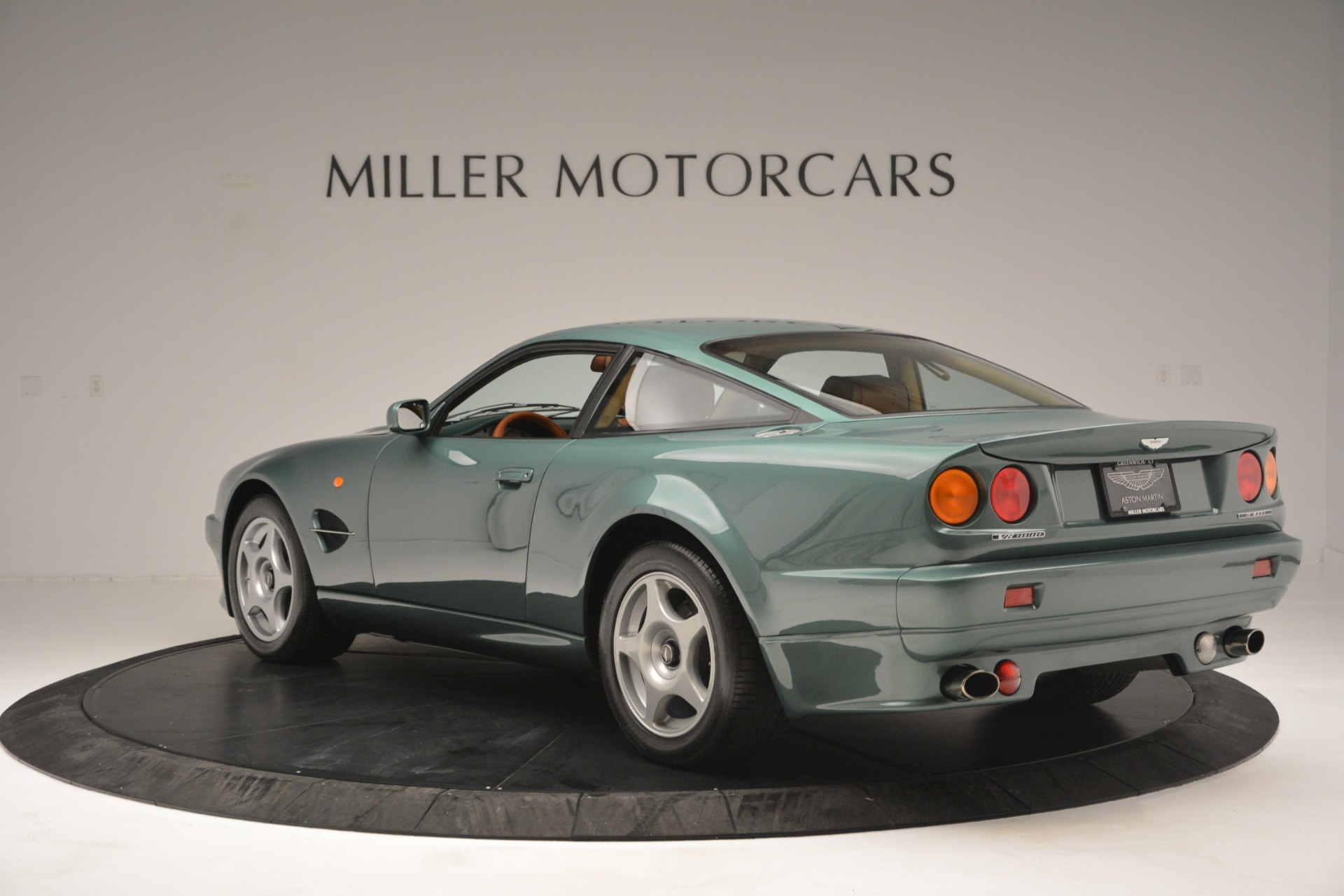 Used 1999 Aston Martin V8 Vantage Le Mans V600 Coupe For Sale In Westport, CT 2789_p6