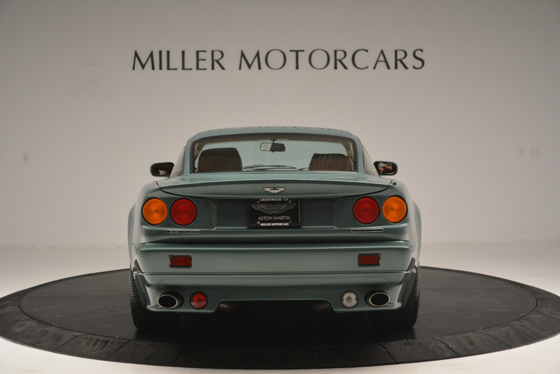Used 1999 Aston Martin V8 Vantage Le Mans V600 Coupe For Sale In Westport, CT 2789_p7
