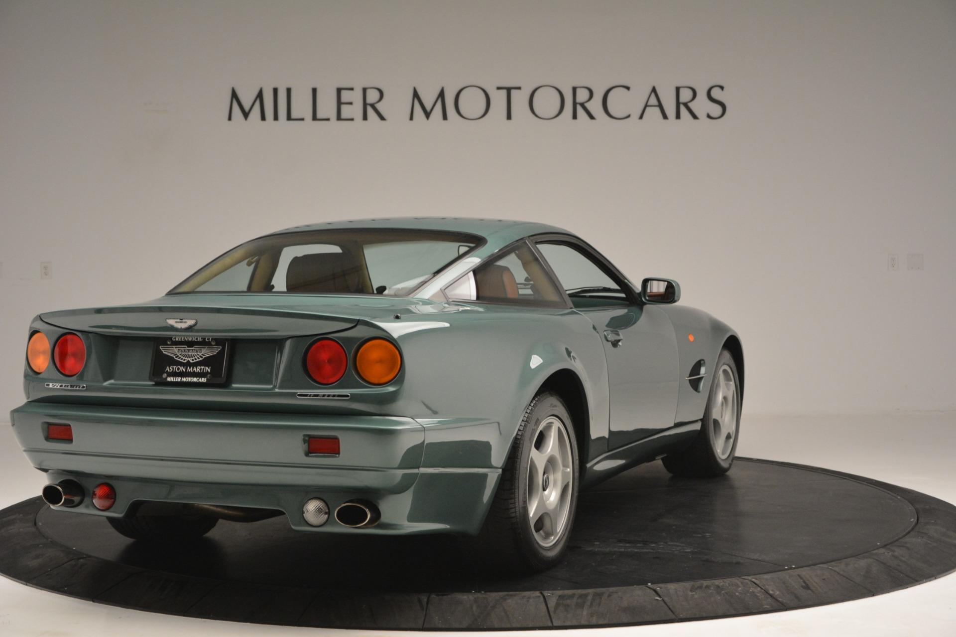 Used 1999 Aston Martin V8 Vantage Le Mans V600 Coupe For Sale In Westport, CT 2789_p8