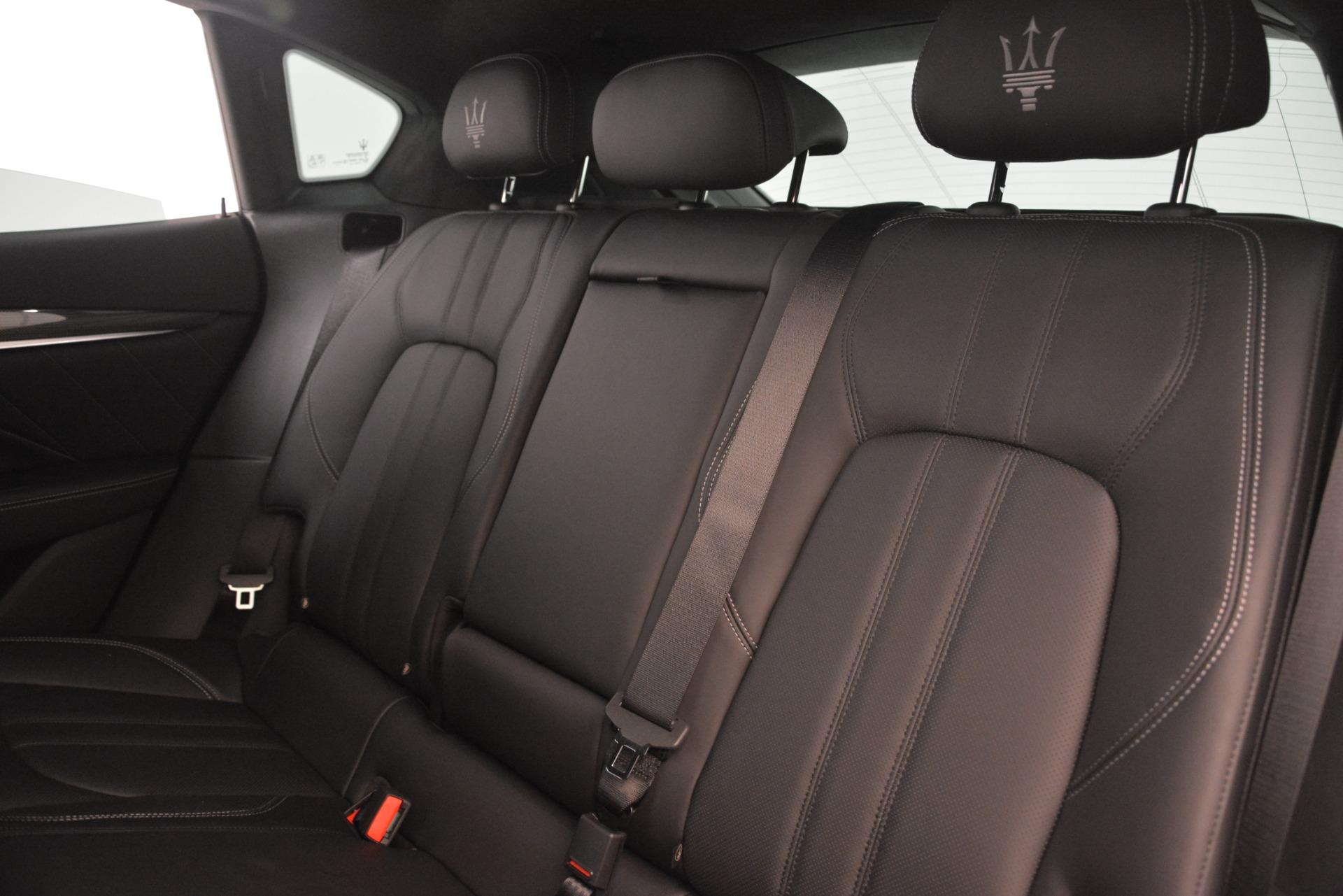 New 2019 Maserati Levante GTS For Sale In Westport, CT 2790_p19