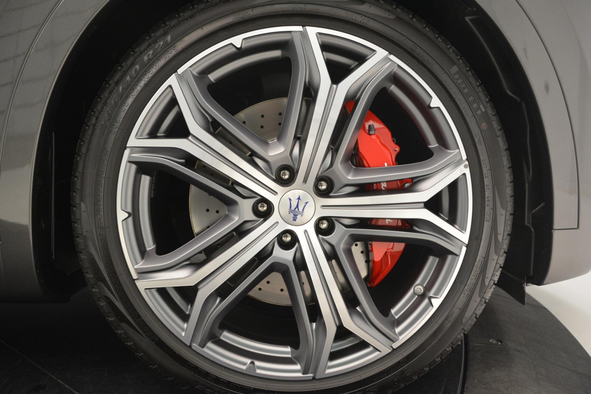 New 2019 Maserati Levante GTS For Sale In Westport, CT 2790_p26