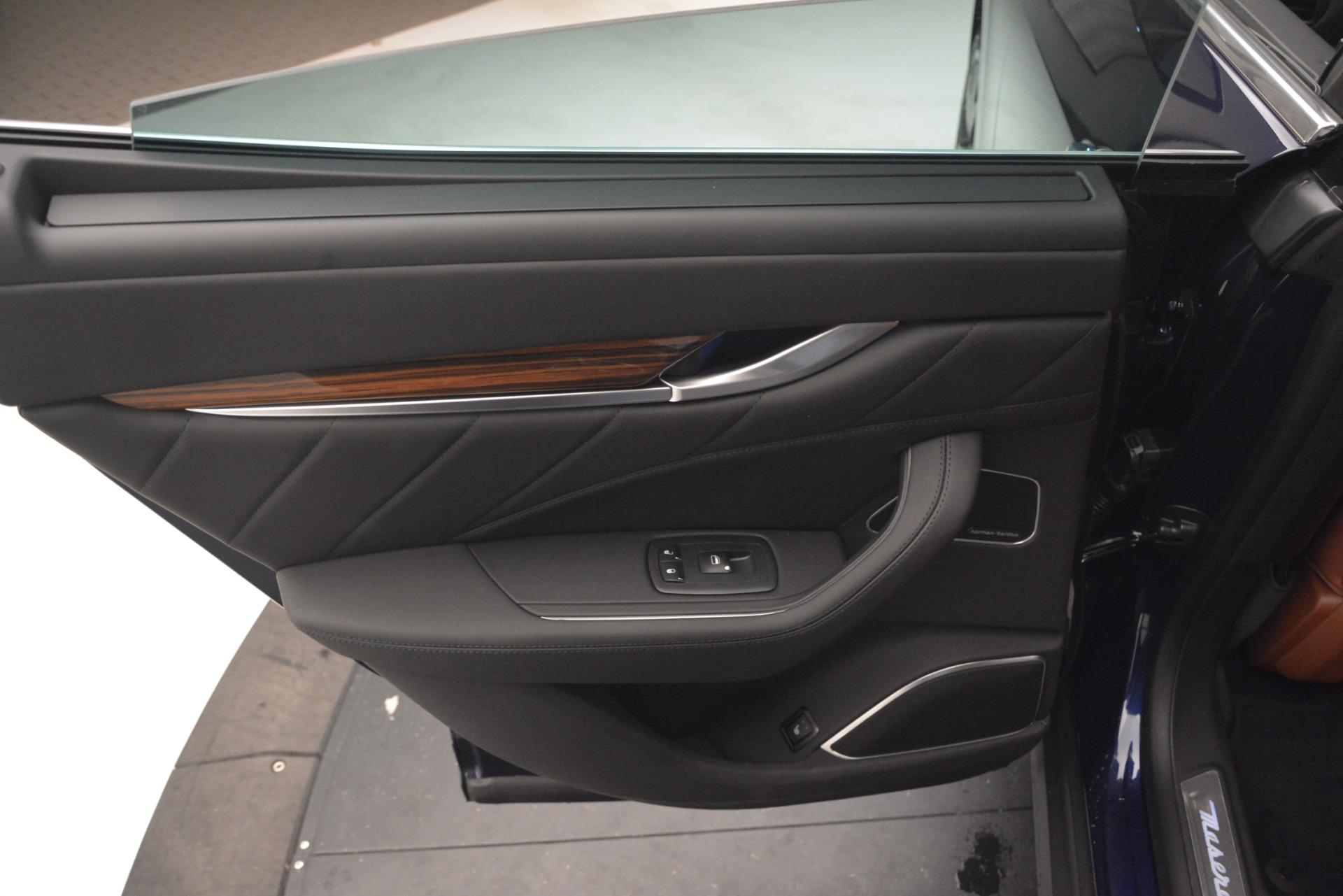 New 2019 Maserati Levante S Q4 GranLusso For Sale In Westport, CT 2791_p23