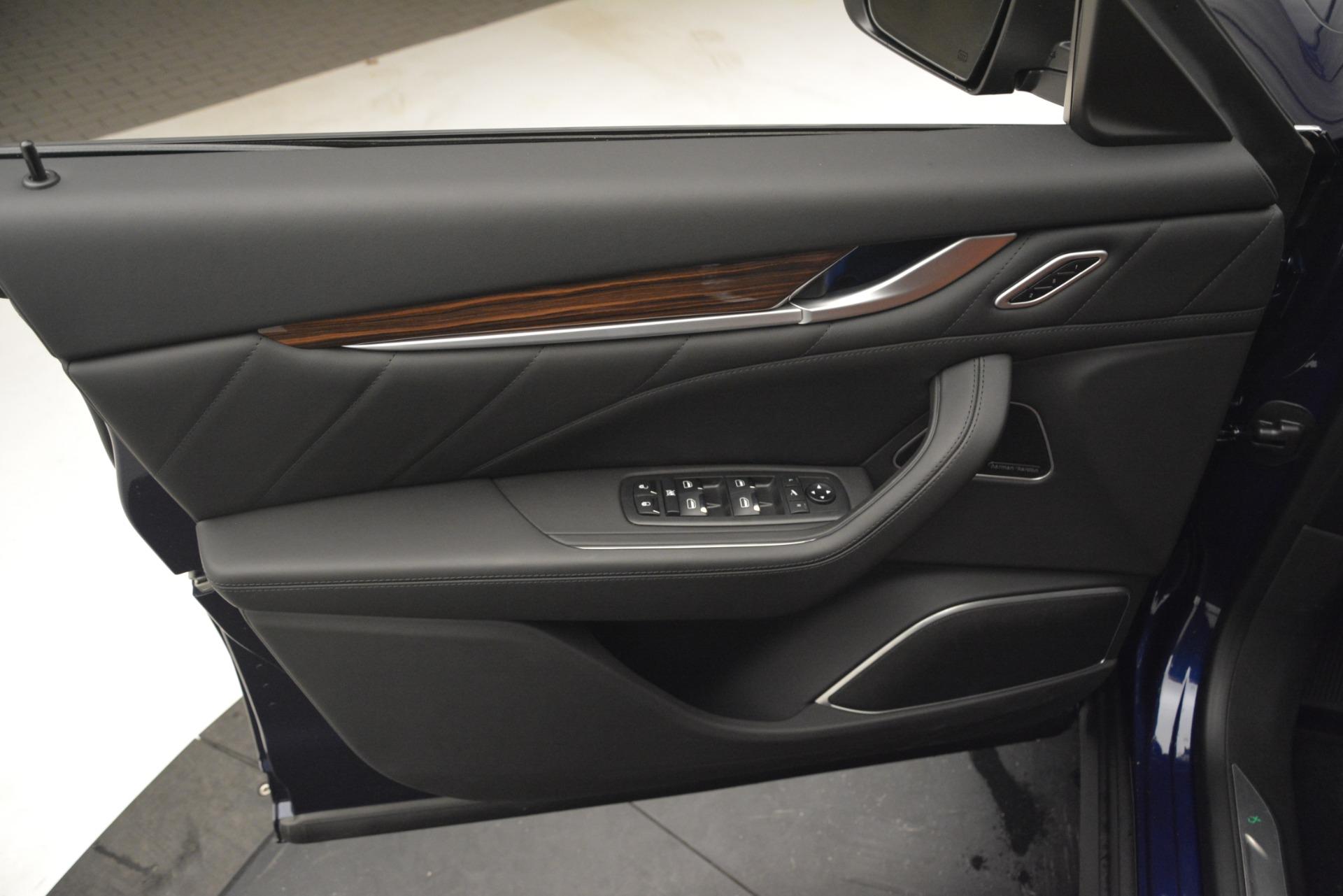 New 2019 Maserati Levante S Q4 GranLusso For Sale In Westport, CT 2791_p24