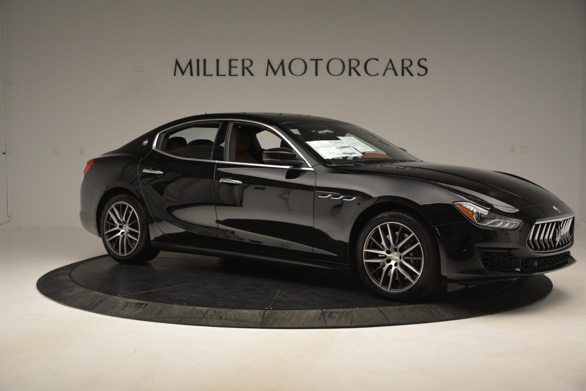 New 2019 Maserati Ghibli S Q4 For Sale In Westport, CT 2792_p10