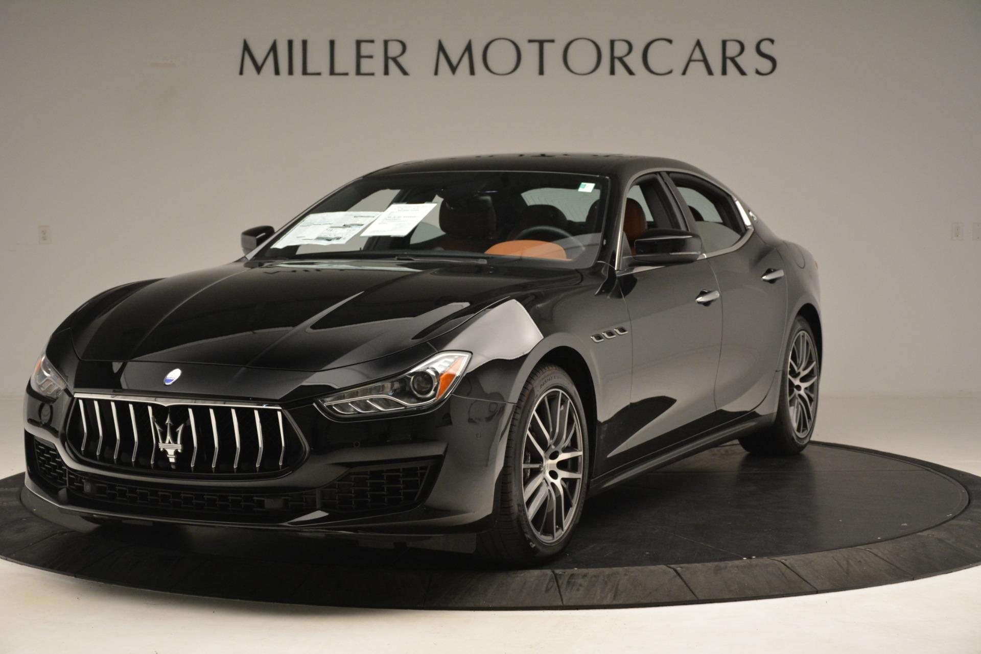 New 2019 Maserati Ghibli S Q4 For Sale In Westport, CT 2793_main