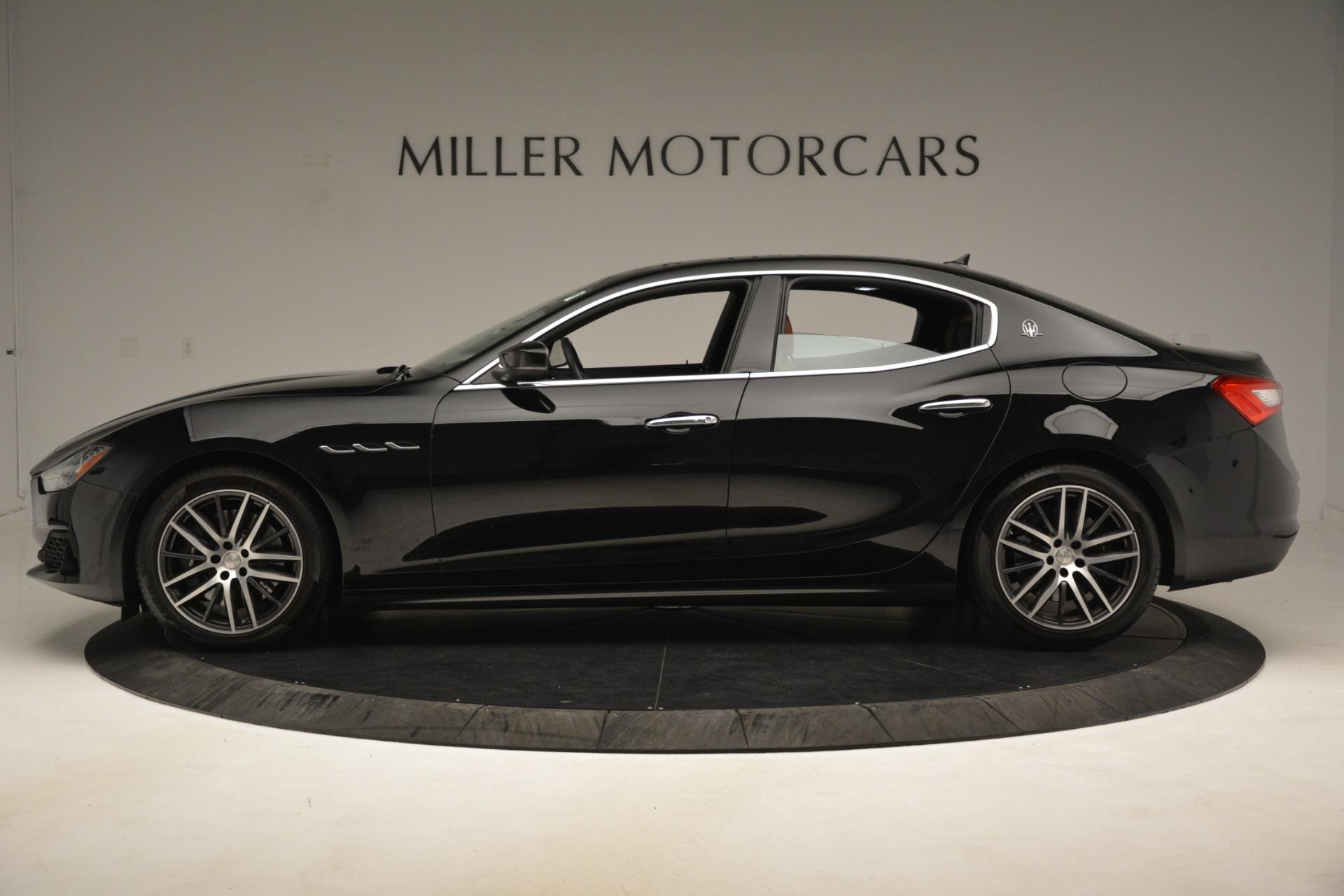 New 2019 Maserati Ghibli S Q4 For Sale In Westport, CT 2793_p3