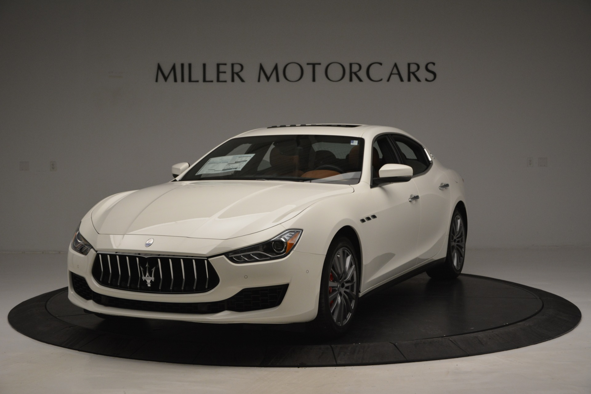 New 2019 Maserati Ghibli S Q4 For Sale In Westport, CT
