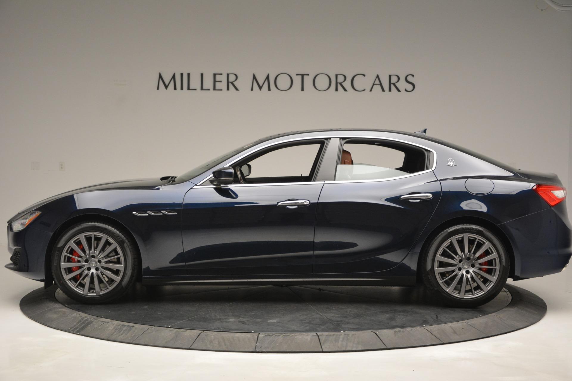 New 2019 Maserati Ghibli S Q4 For Sale In Westport, CT 2796_p3