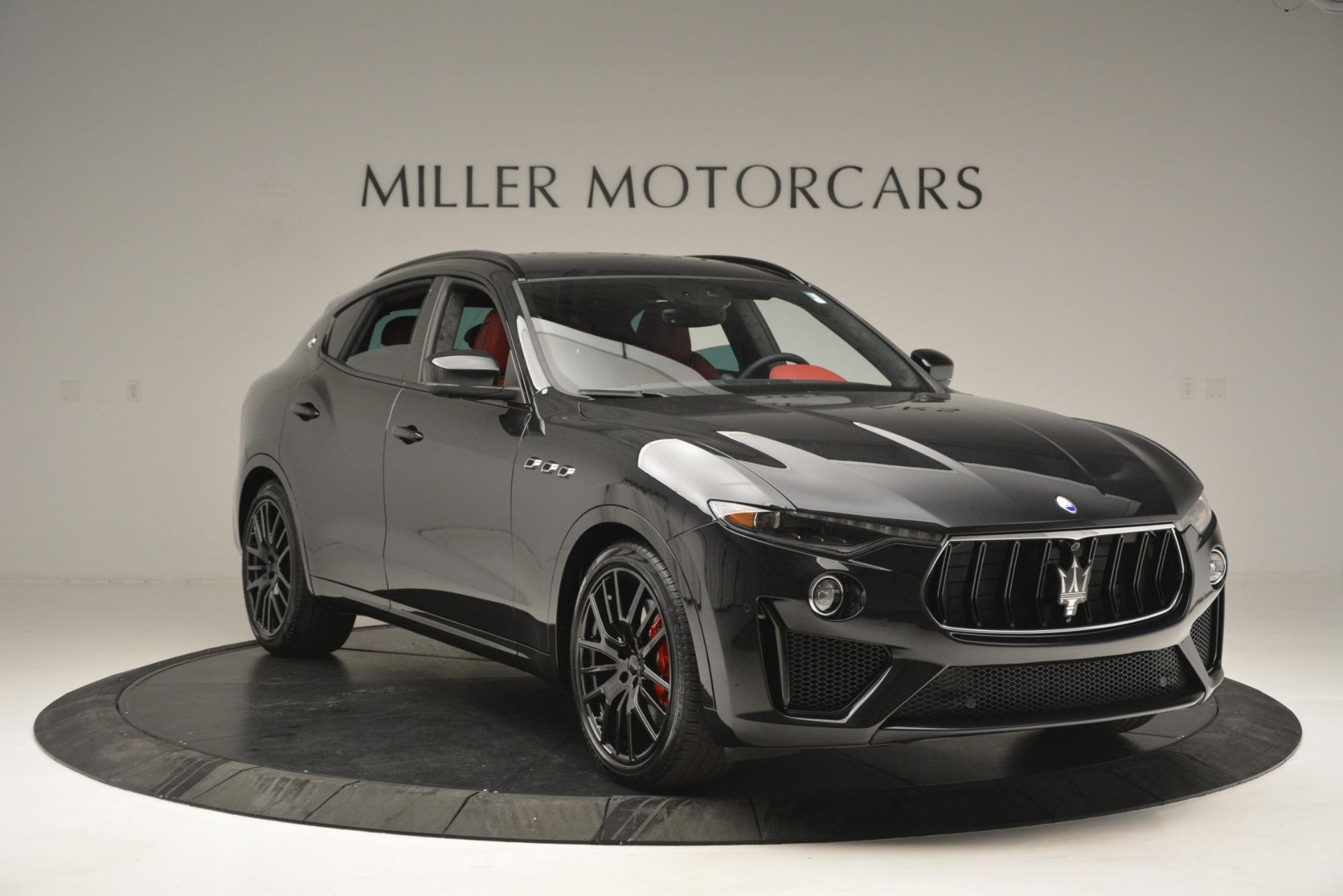 New 2019 Maserati Levante GTS For Sale In Westport, CT 2797_p11