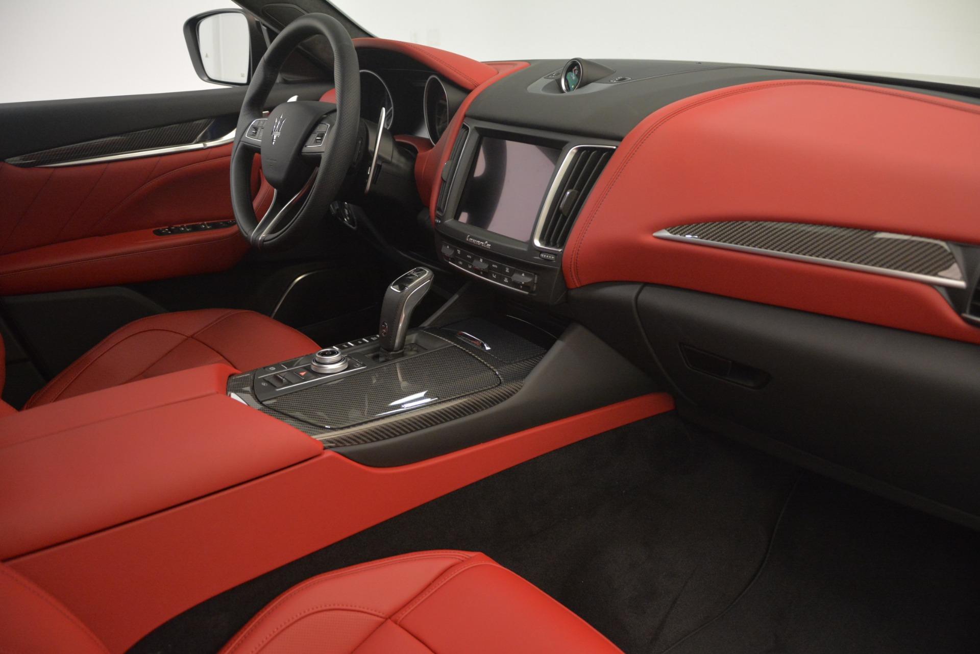 New 2019 Maserati Levante GTS For Sale In Westport, CT 2797_p14