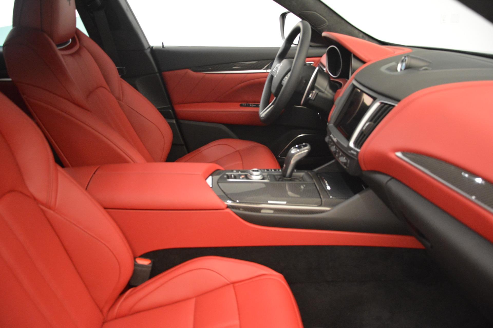 New 2019 Maserati Levante GTS For Sale In Westport, CT 2797_p15