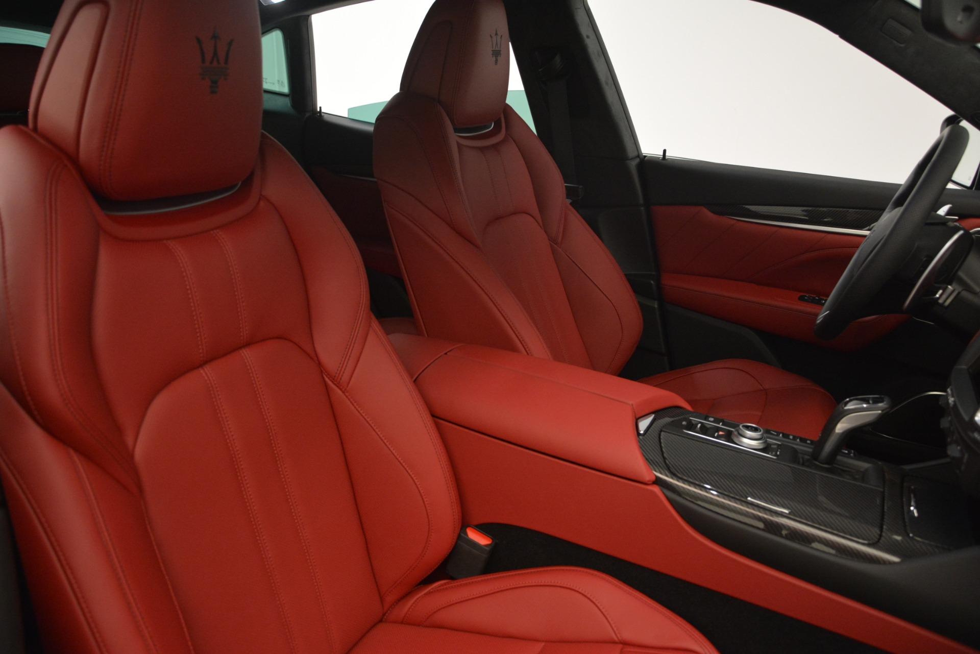 New 2019 Maserati Levante GTS For Sale In Westport, CT 2797_p17