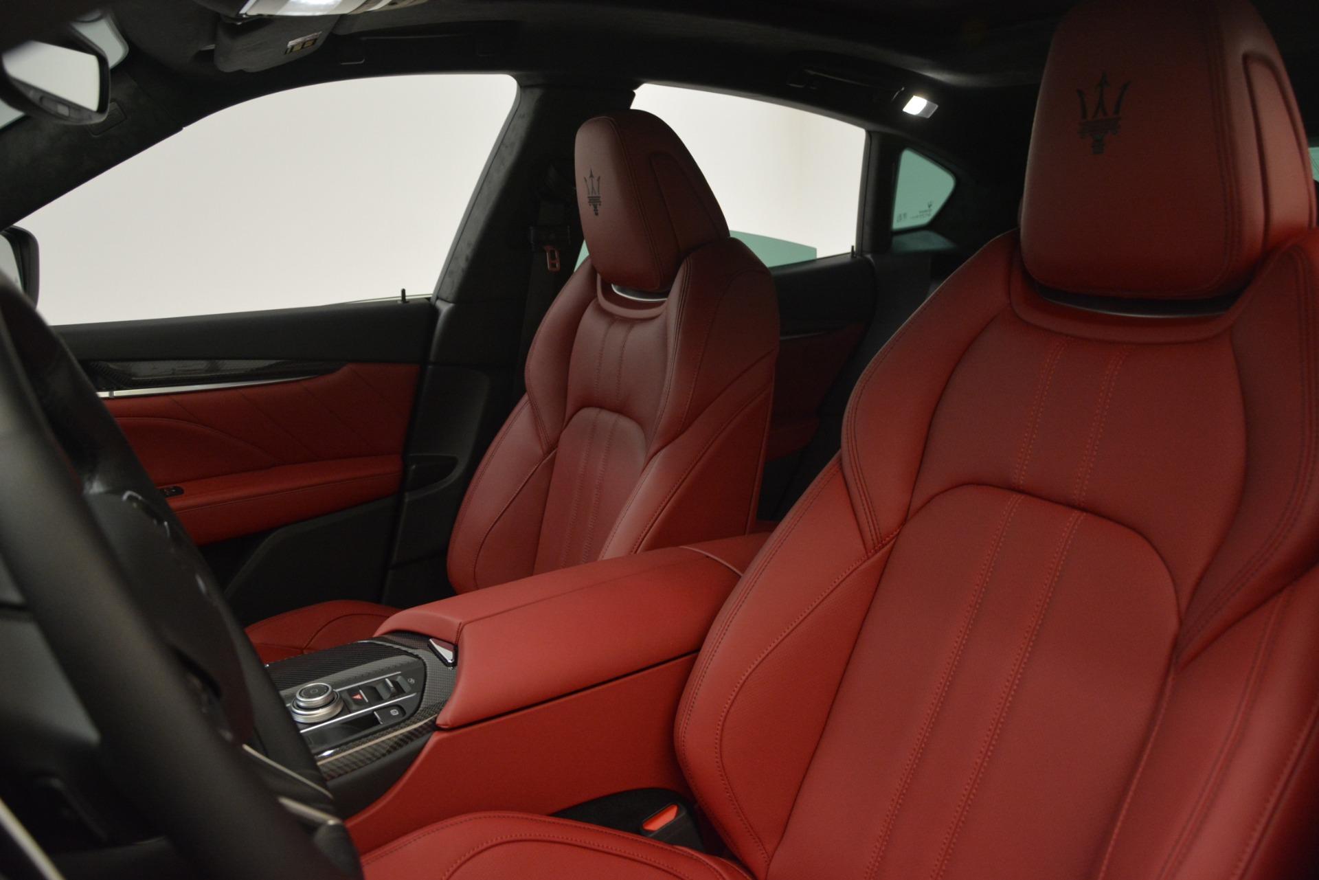 New 2019 Maserati Levante GTS For Sale In Westport, CT 2797_p18