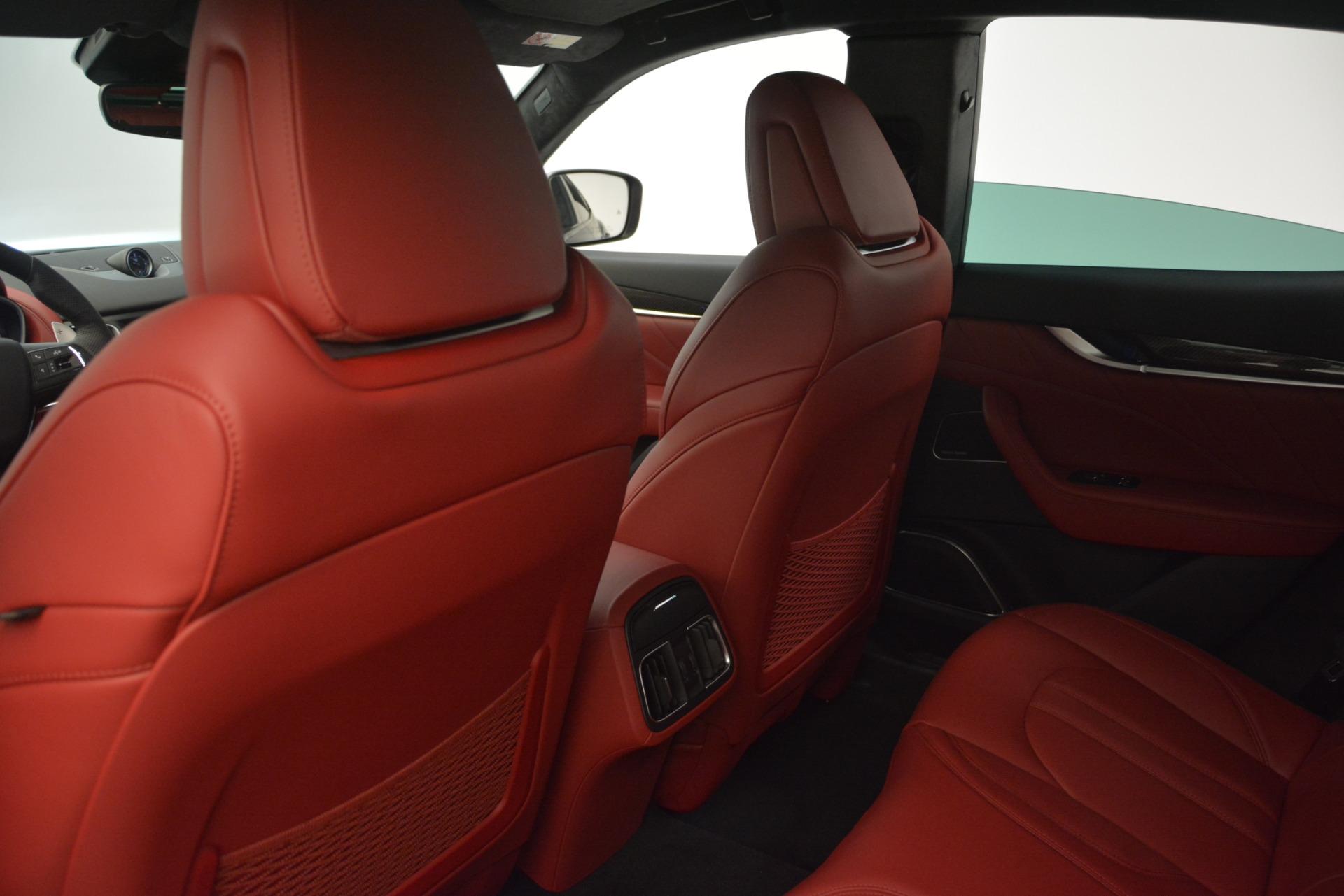 New 2019 Maserati Levante GTS For Sale In Westport, CT 2797_p20