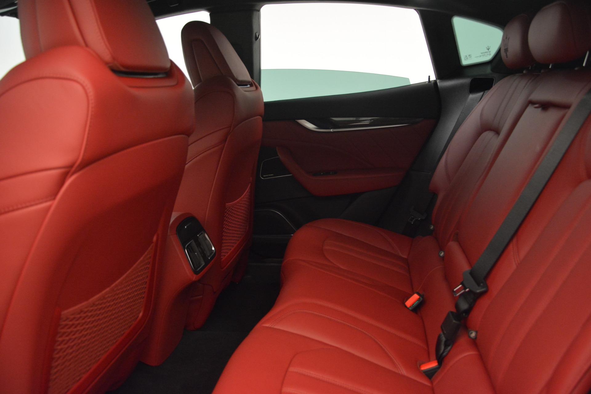 New 2019 Maserati Levante GTS For Sale In Westport, CT 2797_p21