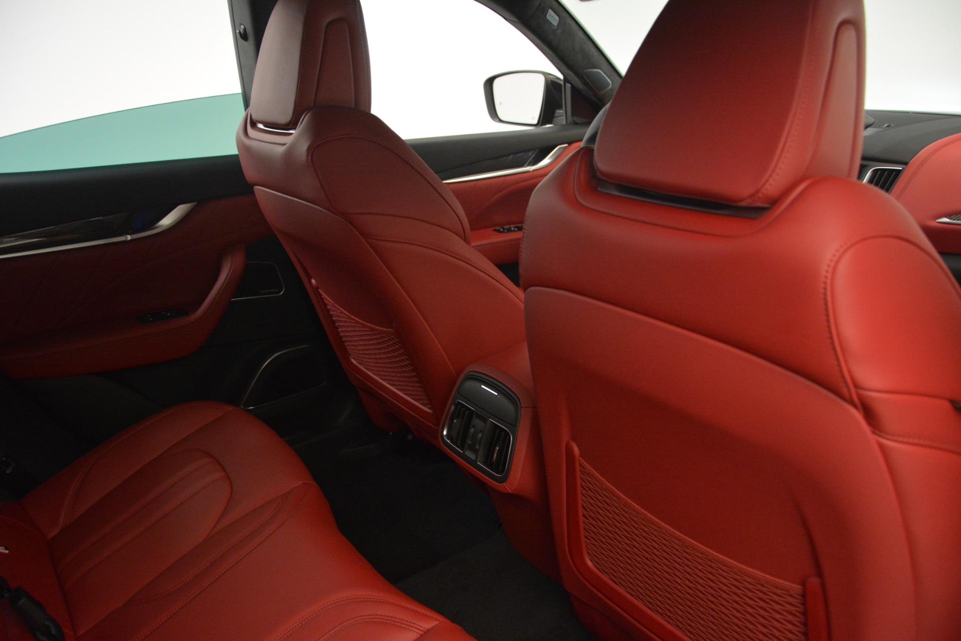 New 2019 Maserati Levante GTS For Sale In Westport, CT 2797_p23