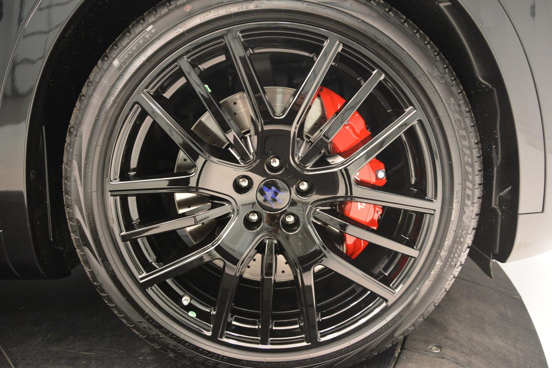 New 2019 Maserati Levante GTS For Sale In Westport, CT 2797_p26
