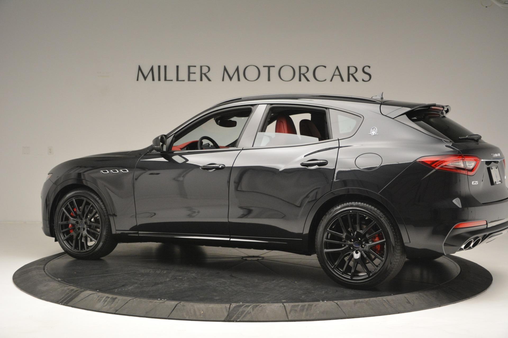 New 2019 Maserati Levante GTS For Sale In Westport, CT 2797_p4