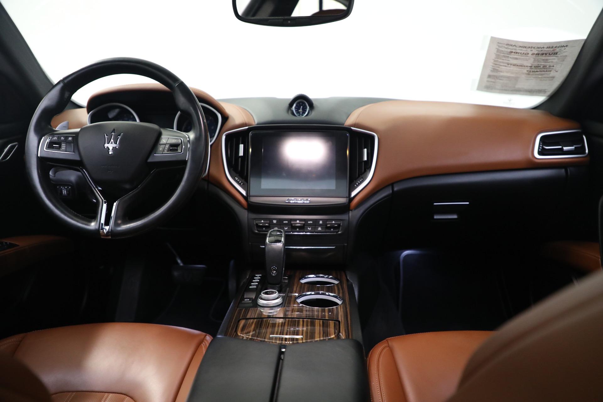 New 2019 Maserati Ghibli S Q4 GranLusso For Sale In Westport, CT 2798_p15