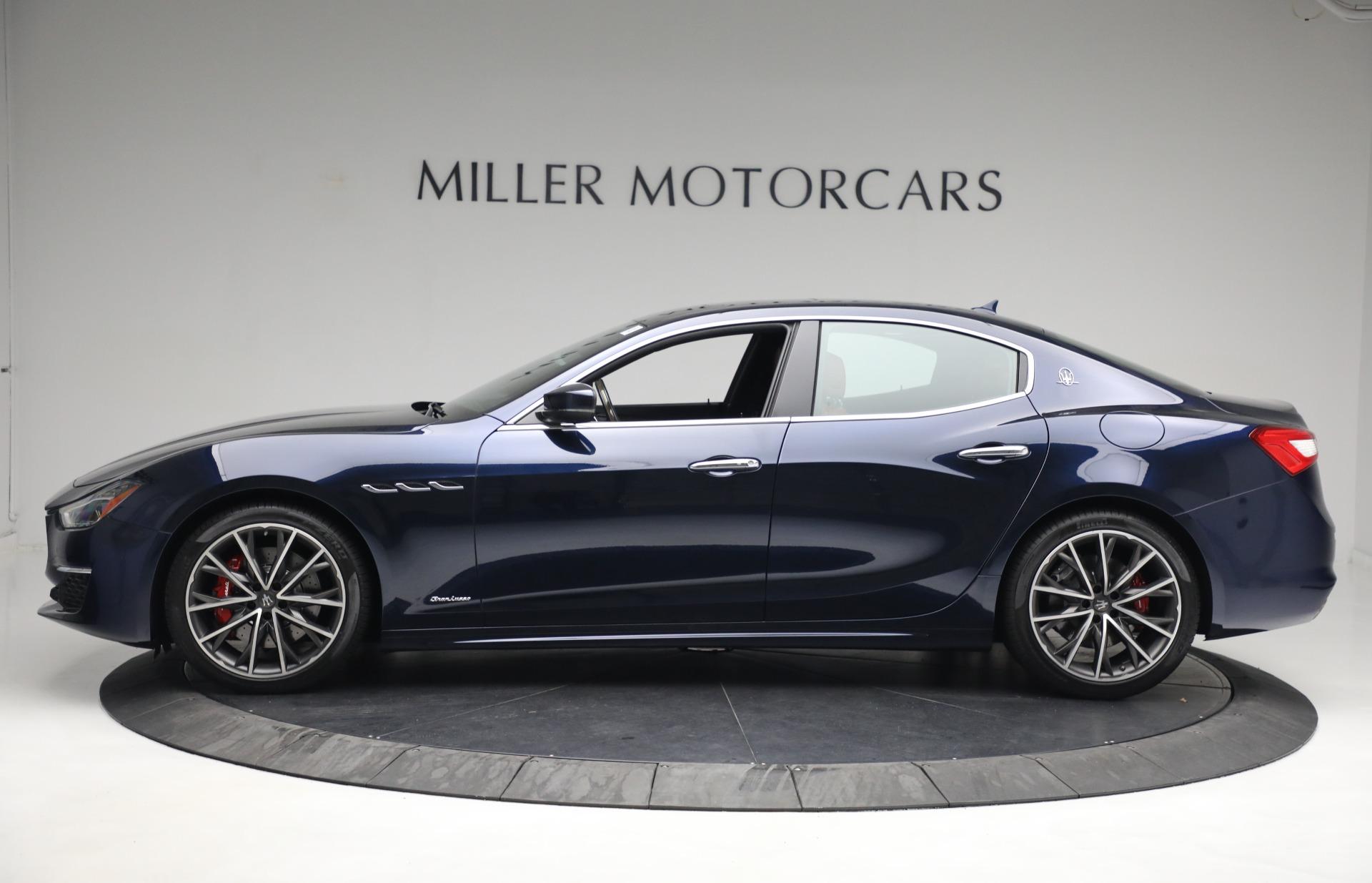 New 2019 Maserati Ghibli S Q4 GranLusso For Sale In Westport, CT 2798_p3