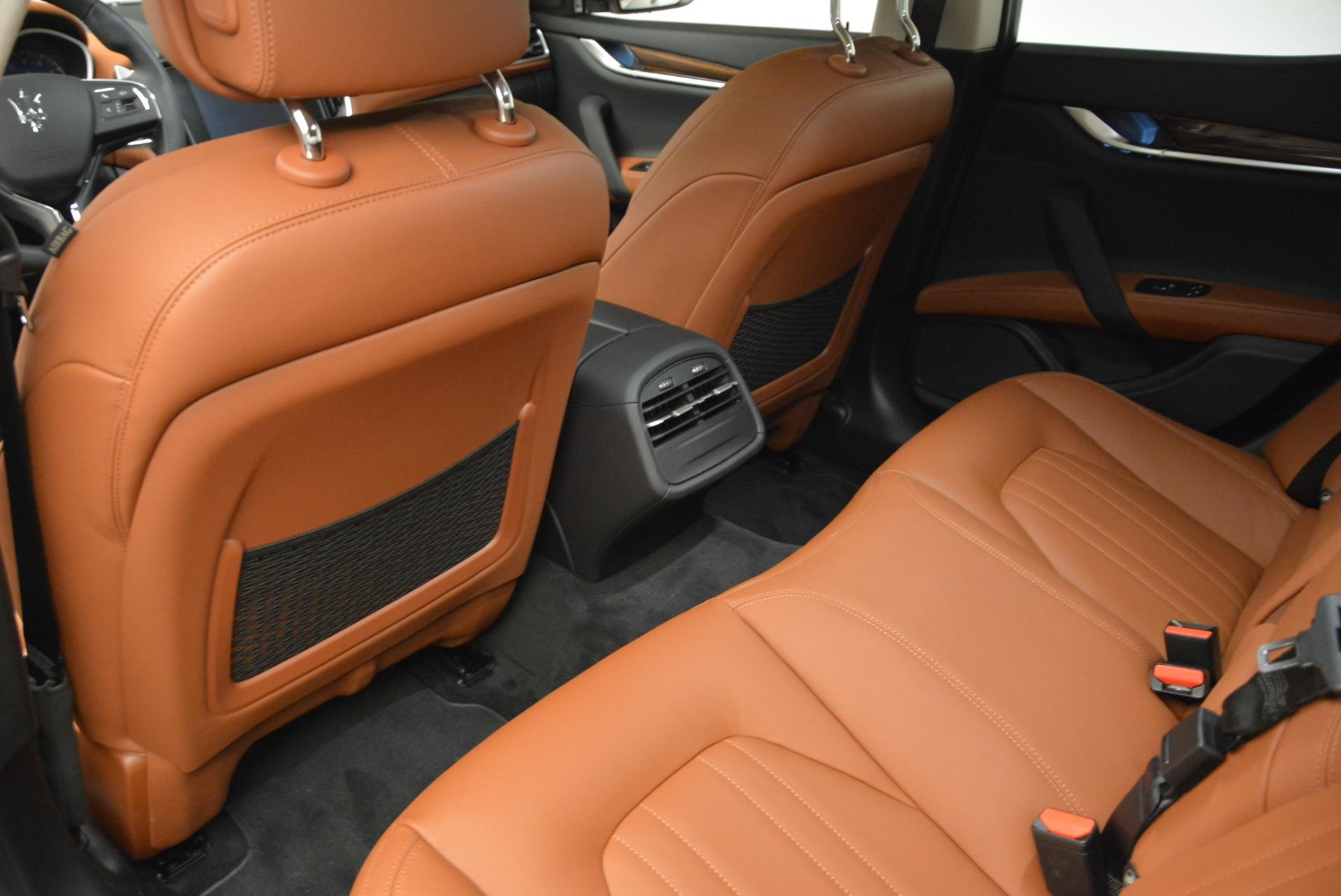 New 2019 Maserati Ghibli S Q4 For Sale In Westport, CT 2801_p17