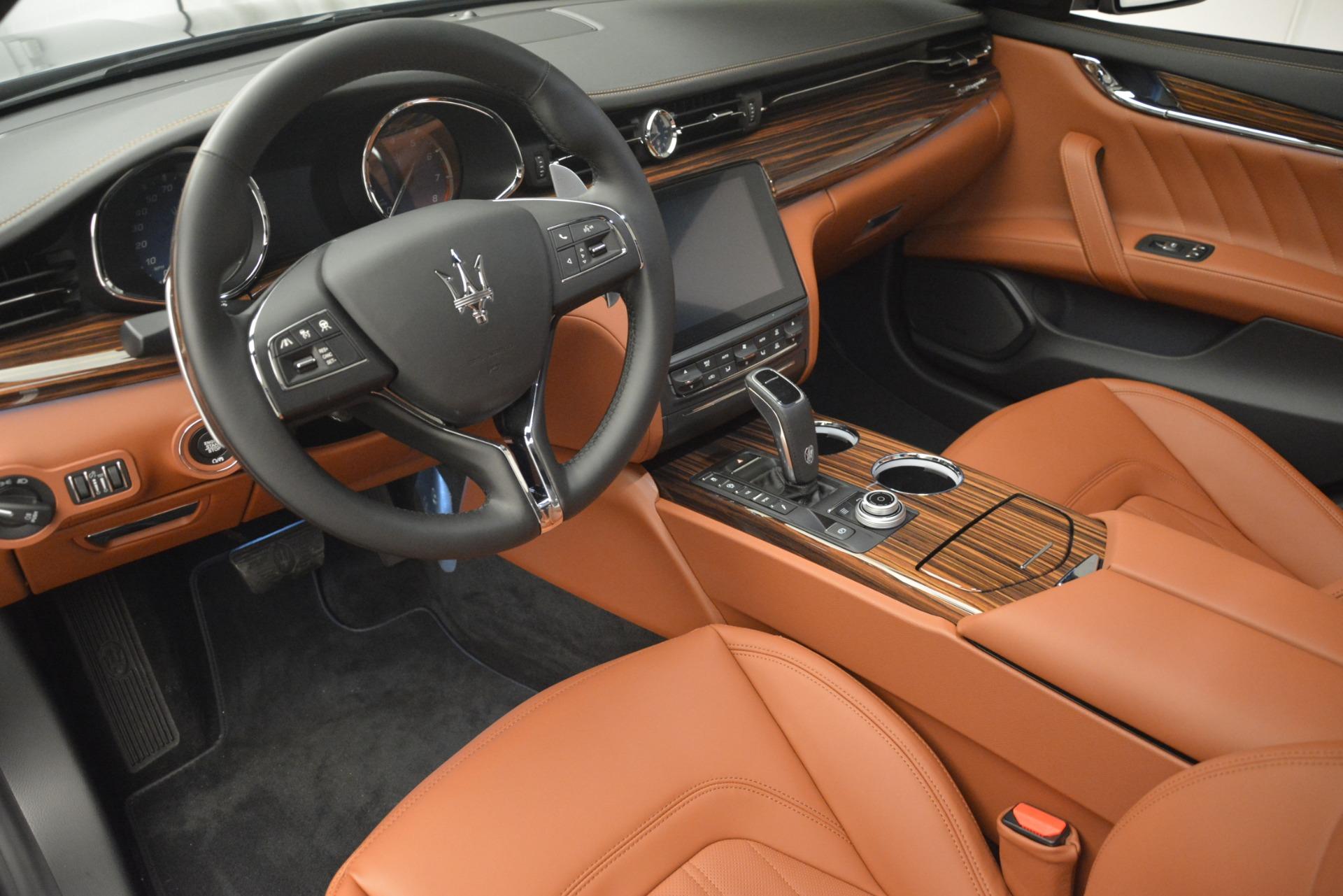 New 2019 Maserati Quattroporte S Q4 GranLusso For Sale In Westport, CT 2803_p15
