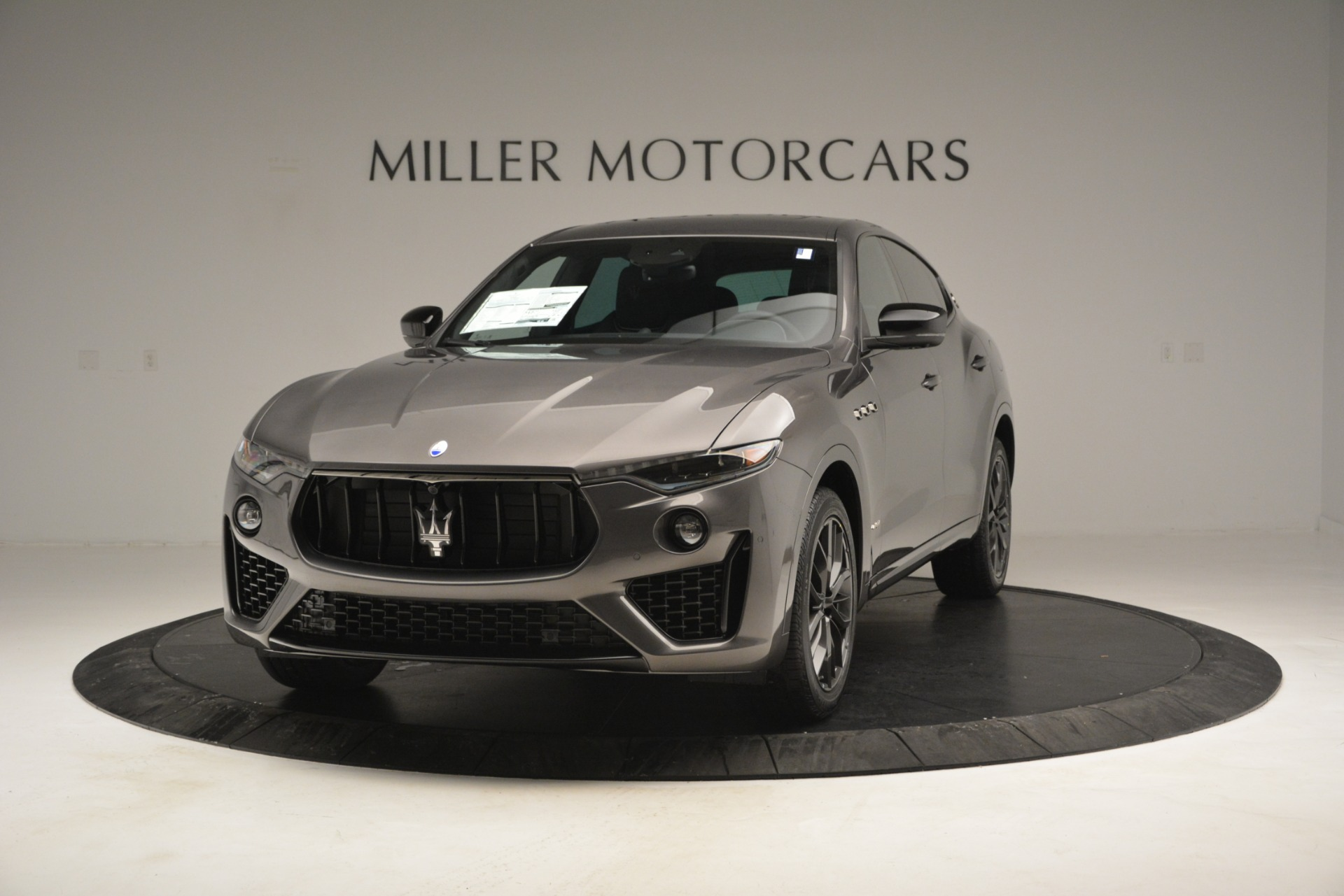 New 2019 Maserati Levante Q4 GranSport For Sale In Westport, CT 2807_main