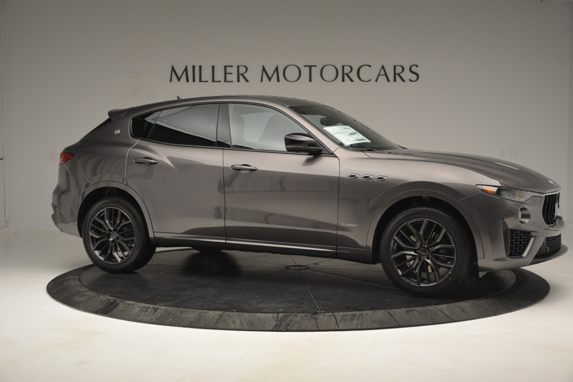 New 2019 Maserati Levante Q4 GranSport For Sale In Westport, CT 2807_p16