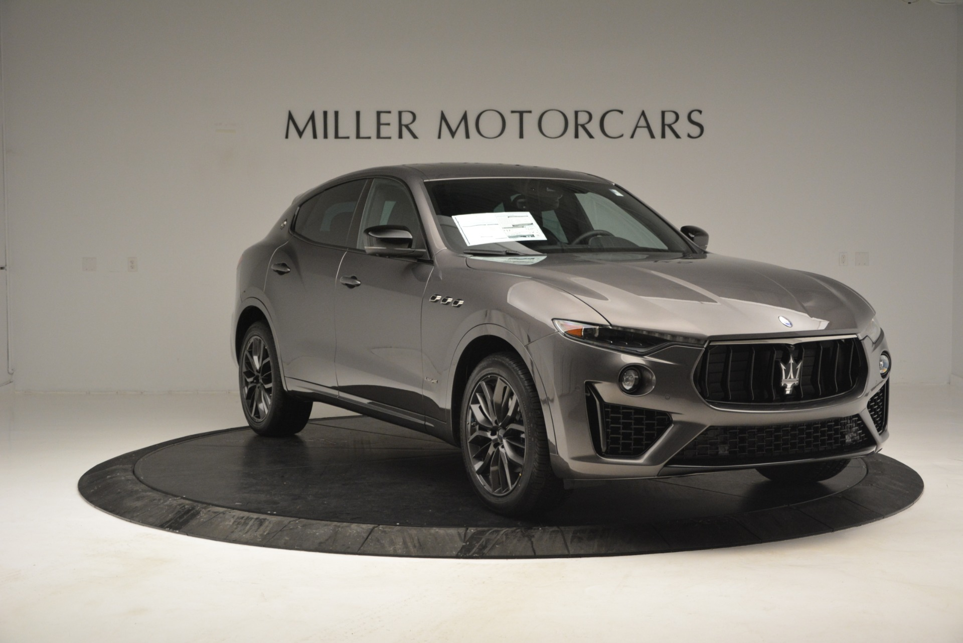 New 2019 Maserati Levante Q4 GranSport For Sale In Westport, CT 2807_p18