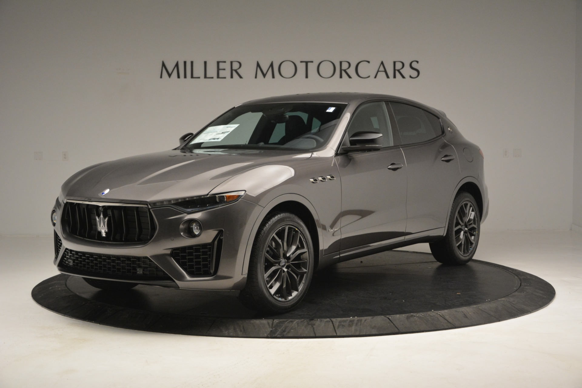 New 2019 Maserati Levante Q4 GranSport For Sale In Westport, CT 2807_p2