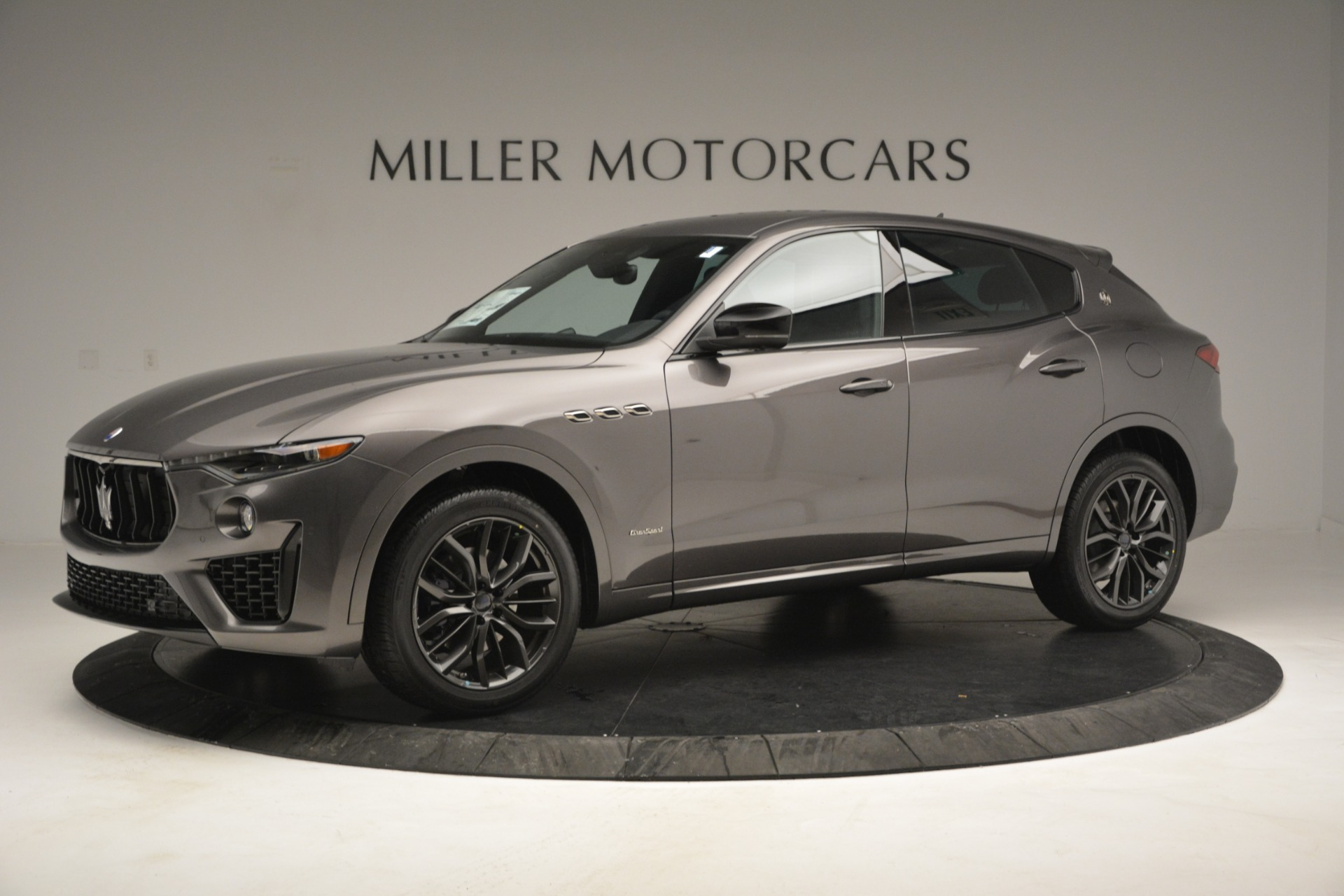 New 2019 Maserati Levante Q4 GranSport For Sale In Westport, CT 2807_p3