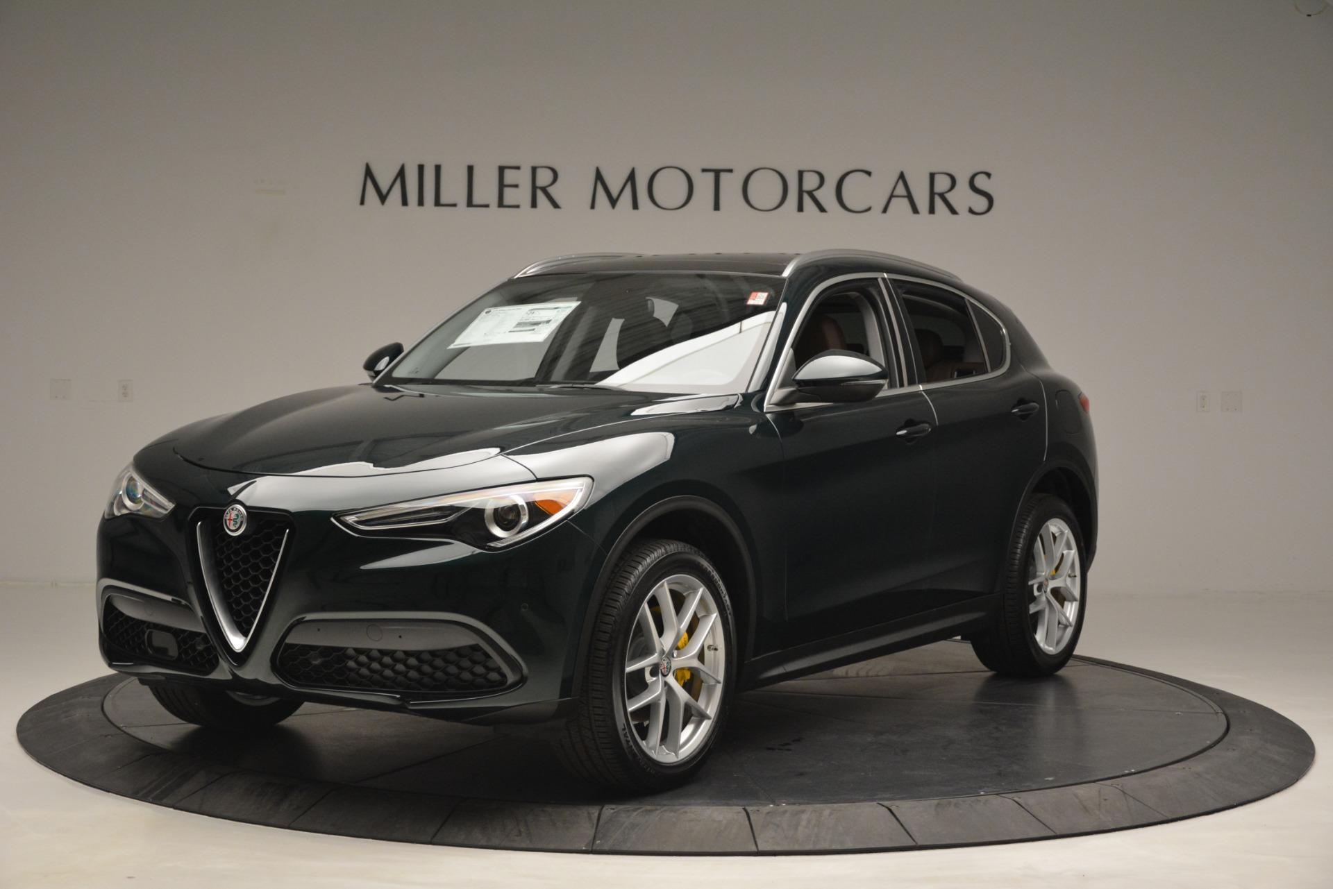 New 2019 Alfa Romeo Stelvio Q4 For Sale In Westport, CT 2812_main