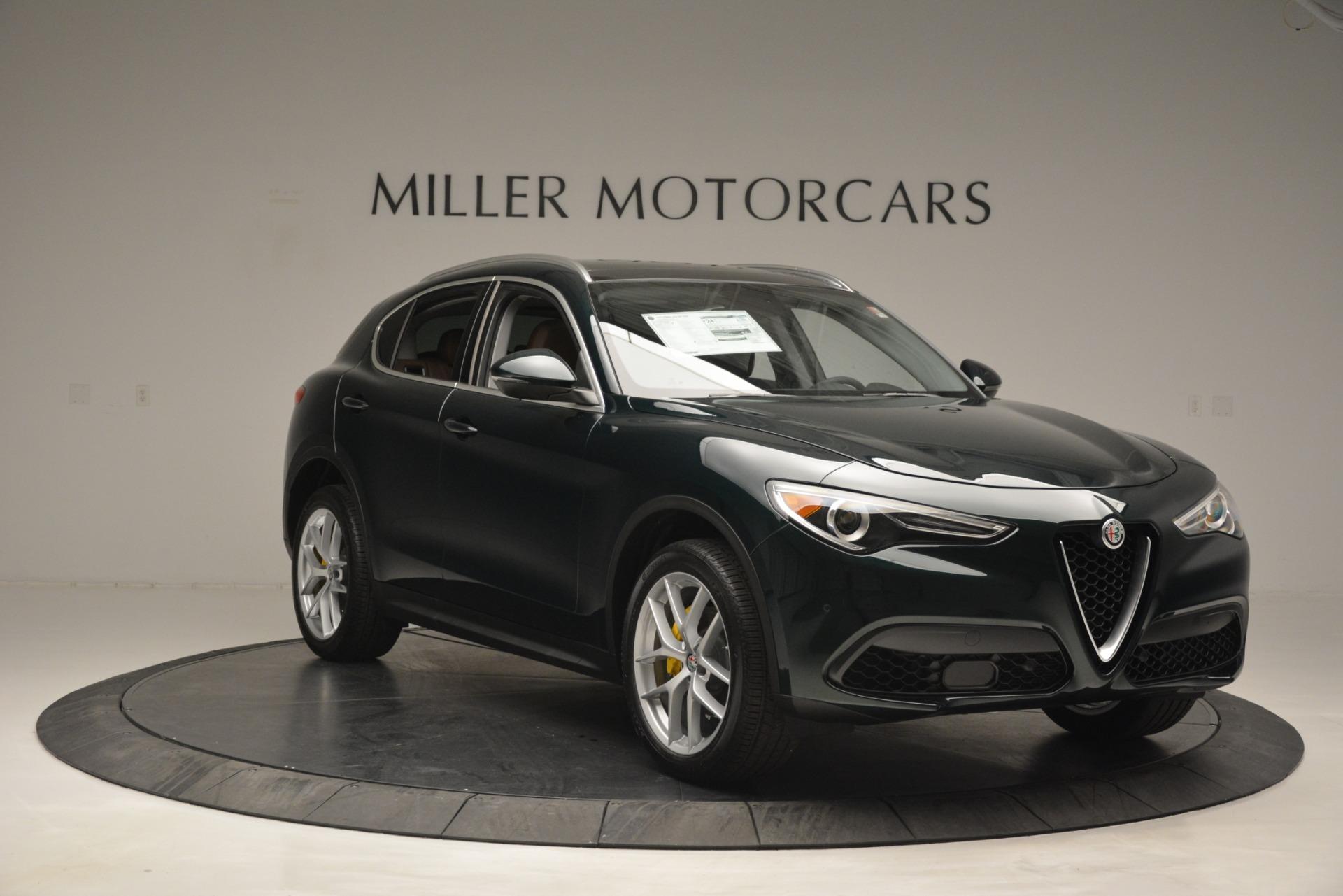 New 2019 Alfa Romeo Stelvio Q4 For Sale In Westport, CT 2812_p11