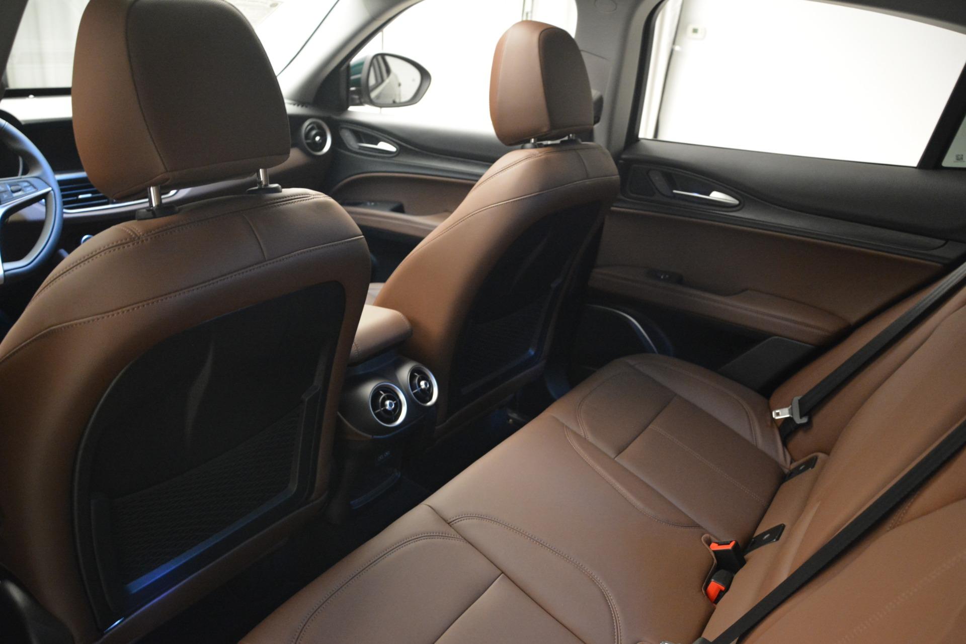 New 2019 Alfa Romeo Stelvio Q4 For Sale In Westport, CT 2812_p18