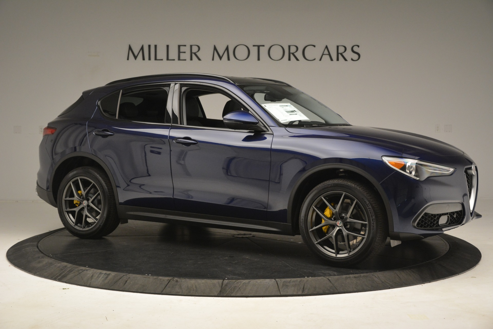 New 2019 Alfa Romeo Stelvio Sport Q4 For Sale In Westport, CT 2815_p10