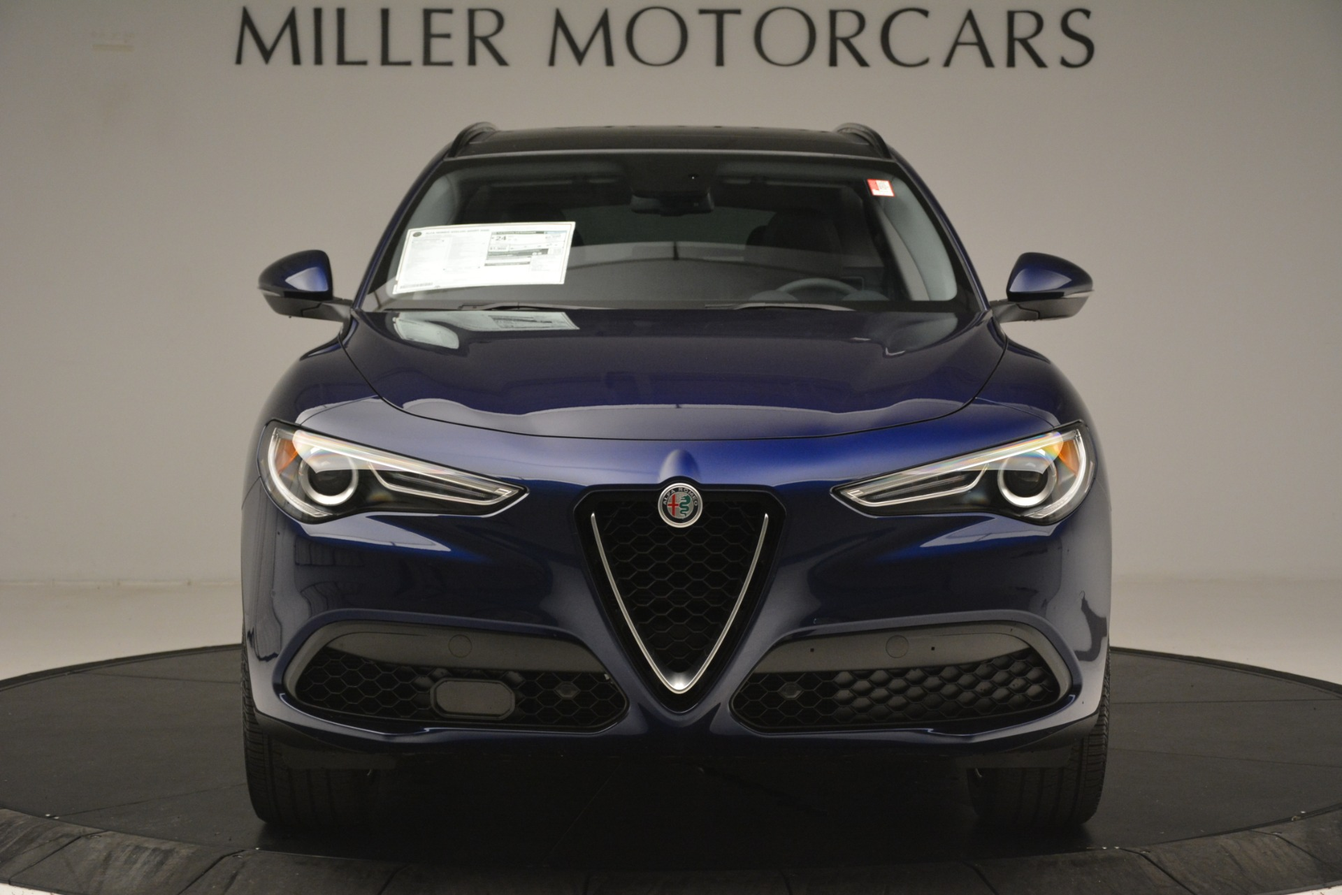 New 2019 Alfa Romeo Stelvio Sport Q4 For Sale In Westport, CT 2815_p12