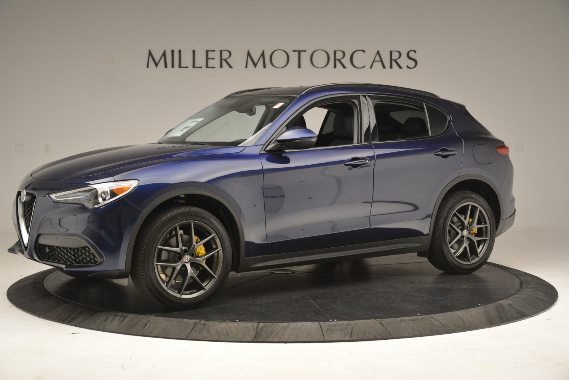 New 2019 Alfa Romeo Stelvio Sport Q4 For Sale In Westport, CT 2815_p2