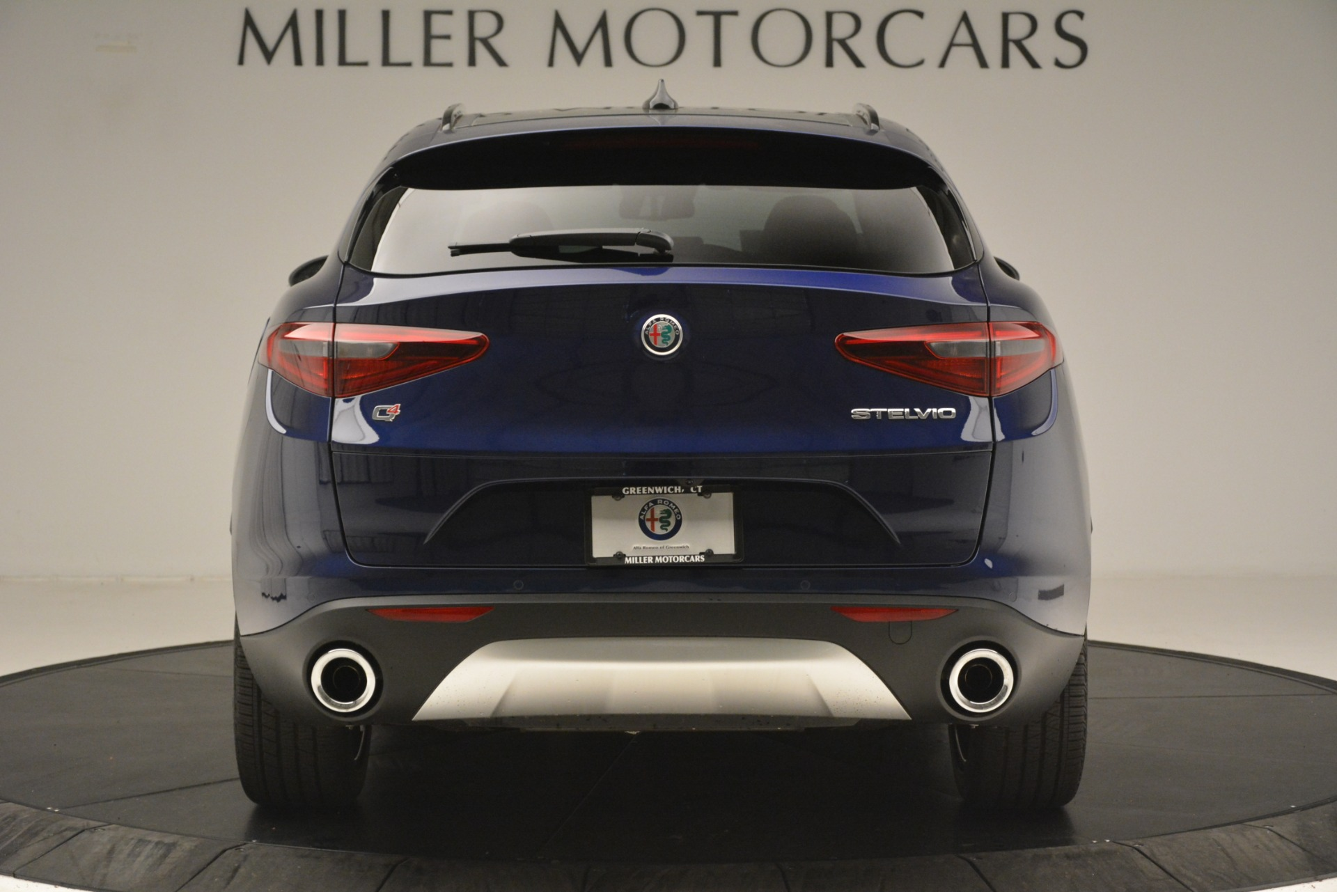 New 2019 Alfa Romeo Stelvio Sport Q4 For Sale In Westport, CT 2815_p6