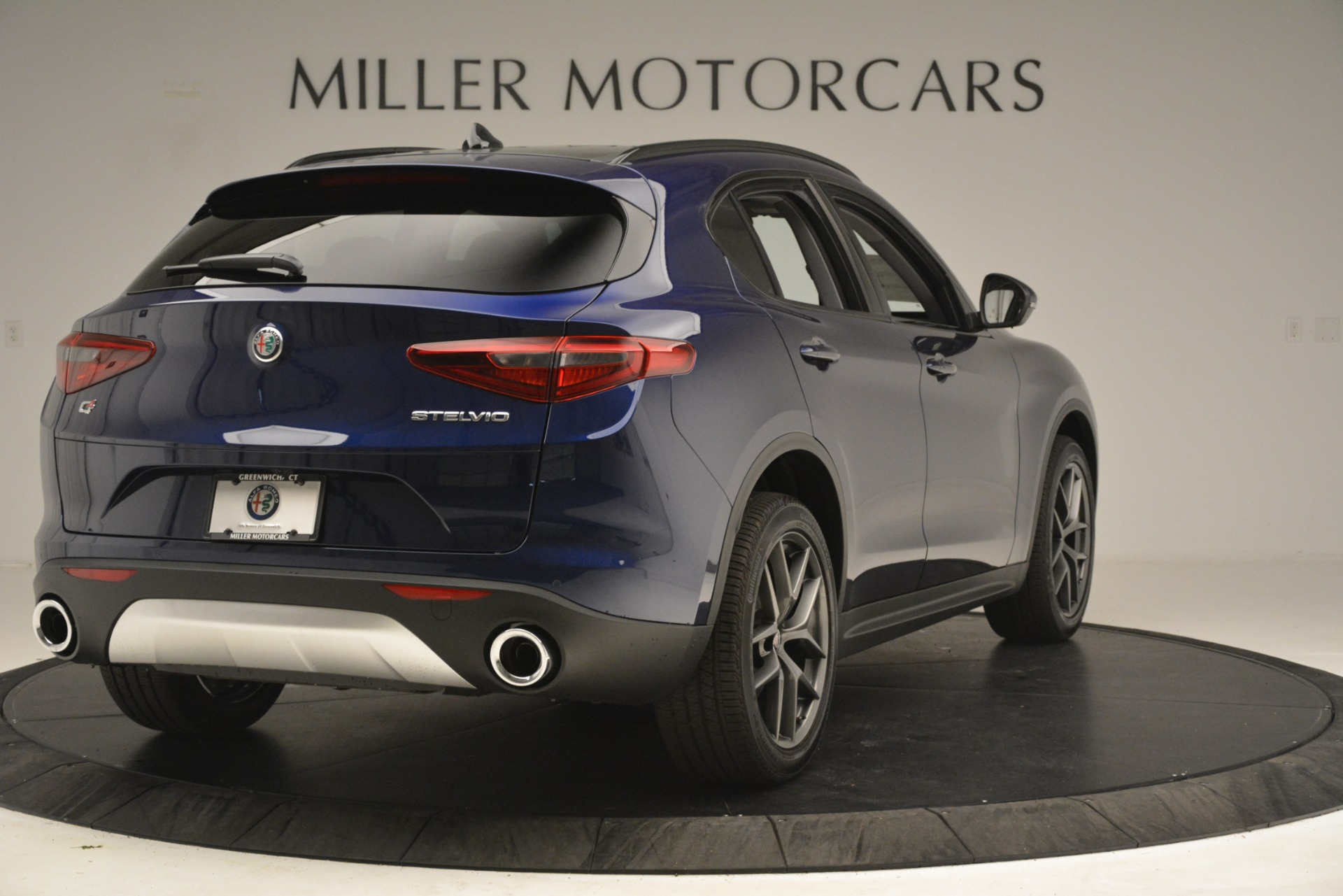New 2019 Alfa Romeo Stelvio Sport Q4 For Sale In Westport, CT 2815_p7