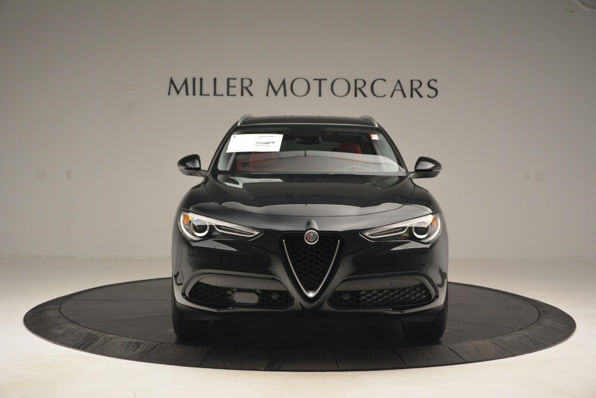 New 2019 Alfa Romeo Stelvio Q4 For Sale In Westport, CT 2818_p12