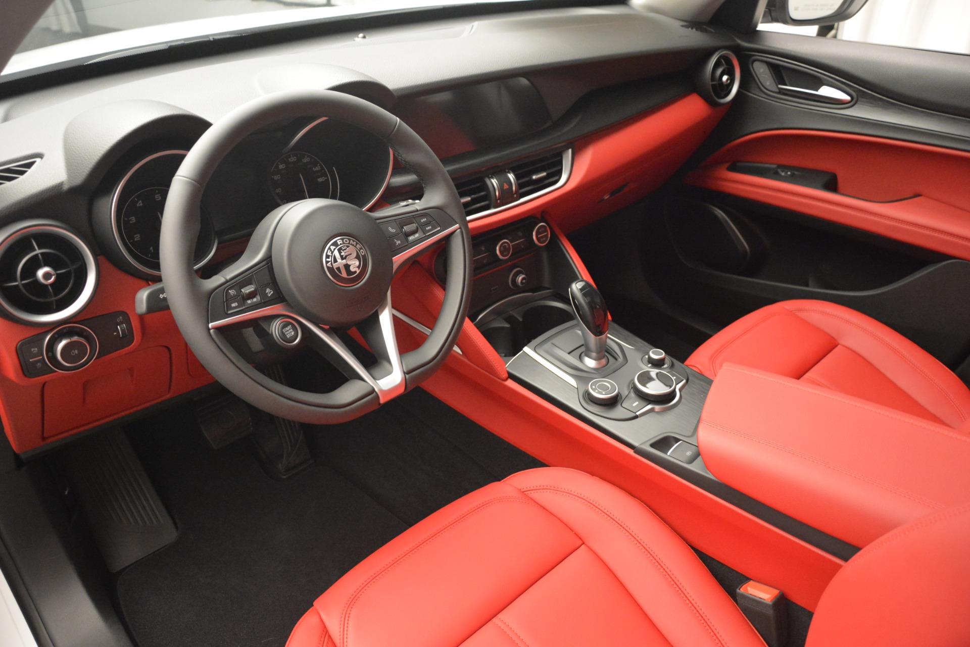 New 2019 Alfa Romeo Stelvio Q4 For Sale In Westport, CT 2819_p14