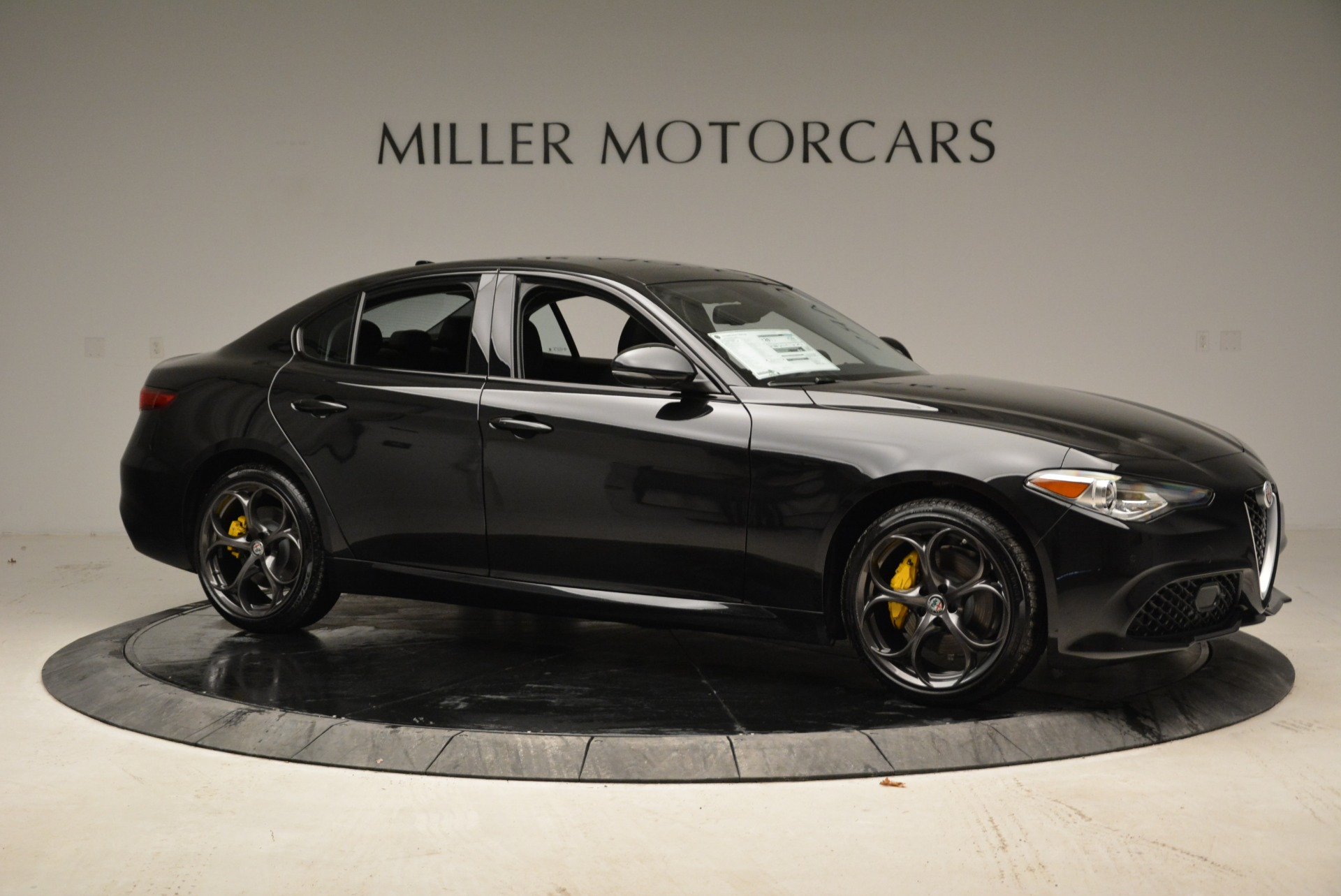 New 2019 Alfa Romeo Giulia Ti Sport Q4 For Sale In Westport, CT 2823_p10