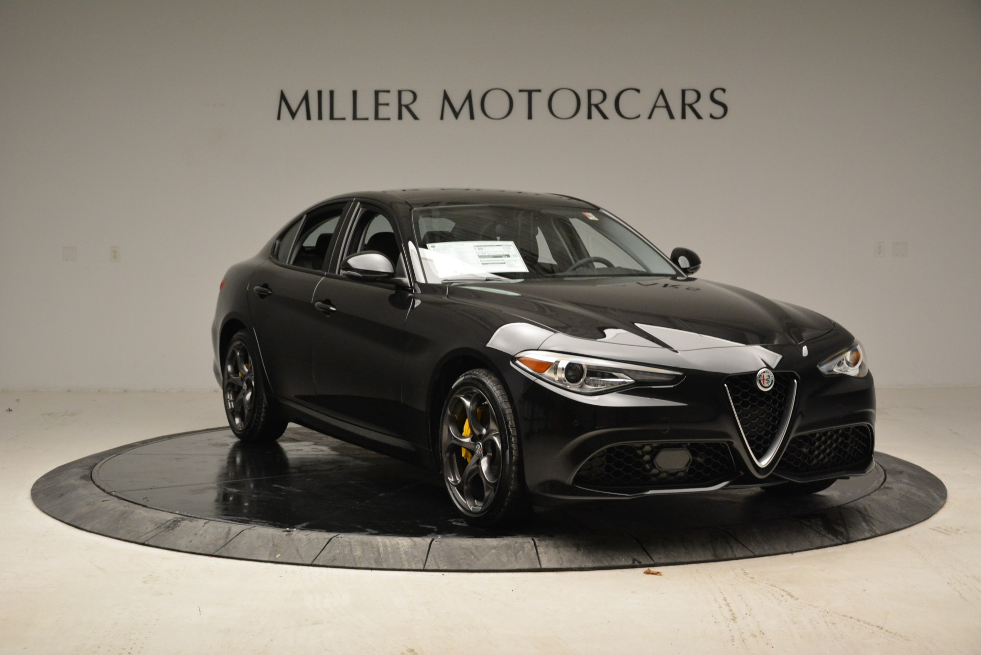 New 2019 Alfa Romeo Giulia Ti Sport Q4 For Sale In Westport, CT 2823_p11