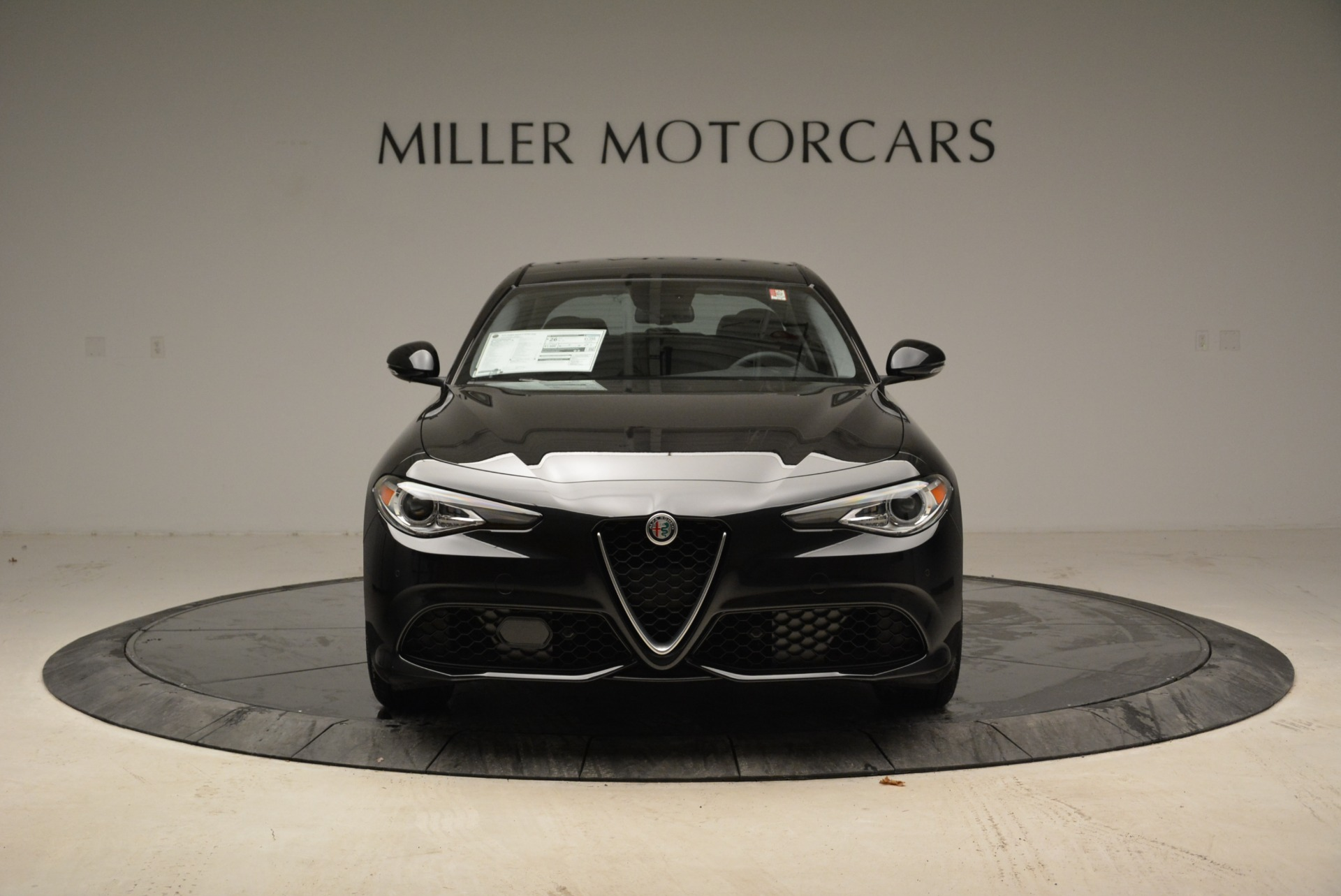 New 2019 Alfa Romeo Giulia Ti Sport Q4 For Sale In Westport, CT 2823_p12