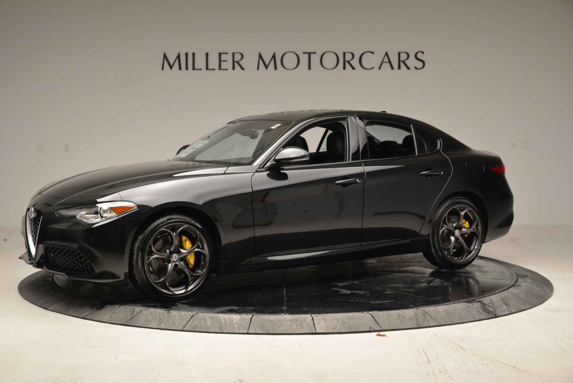 New 2019 Alfa Romeo Giulia Ti Sport Q4 For Sale In Westport, CT 2823_p2