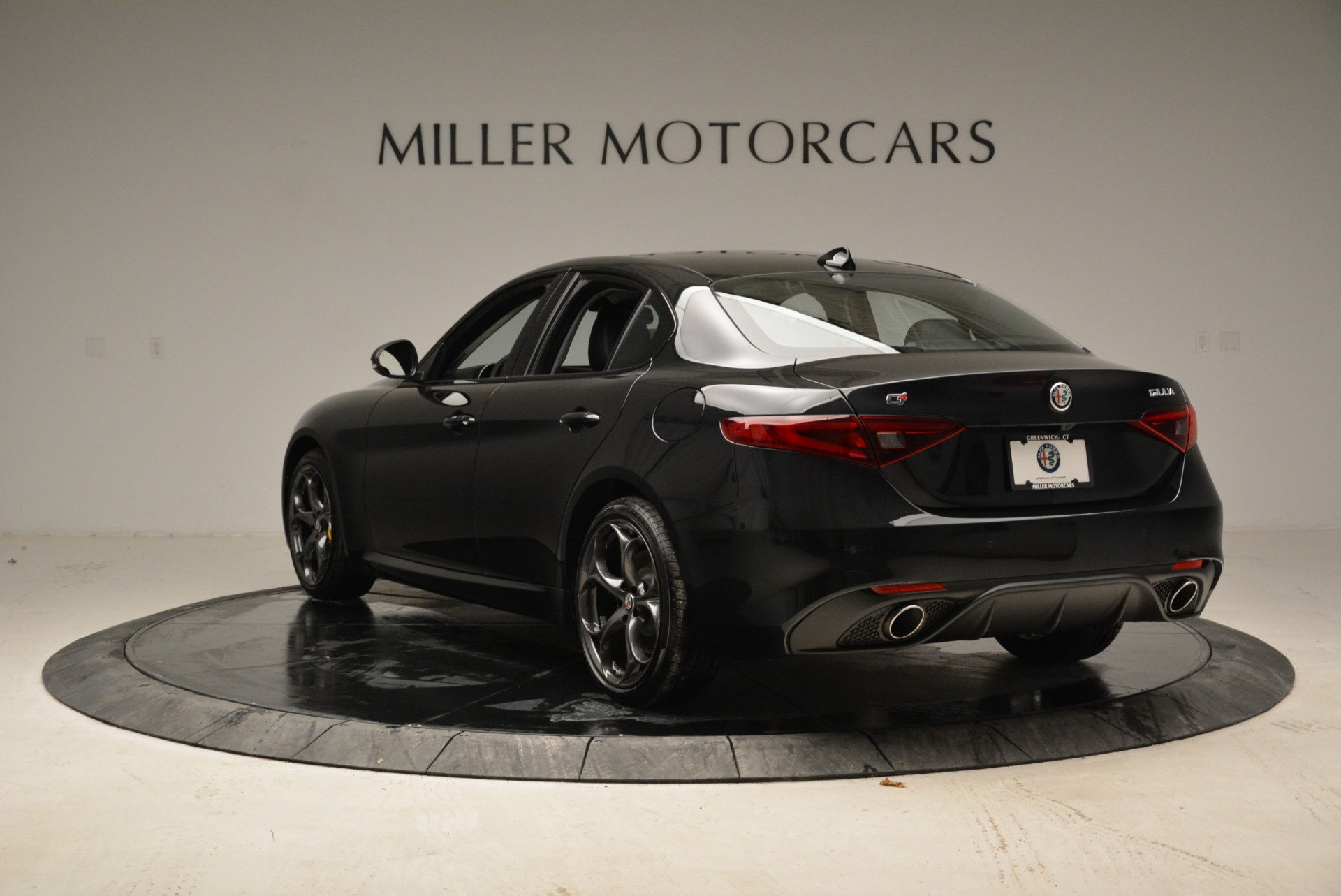 New 2019 Alfa Romeo Giulia Ti Sport Q4 For Sale In Westport, CT 2823_p5